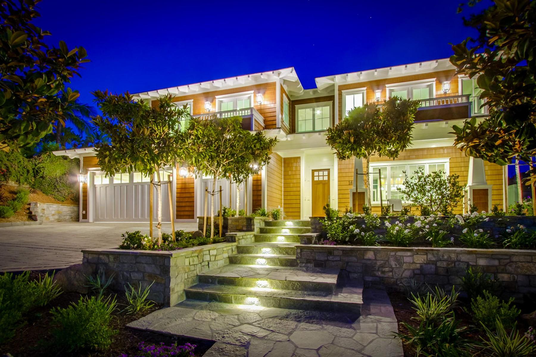 단독 가정 주택 용 매매 에 1685 Marisma Way La Jolla, 캘리포니아, 92037 미국
