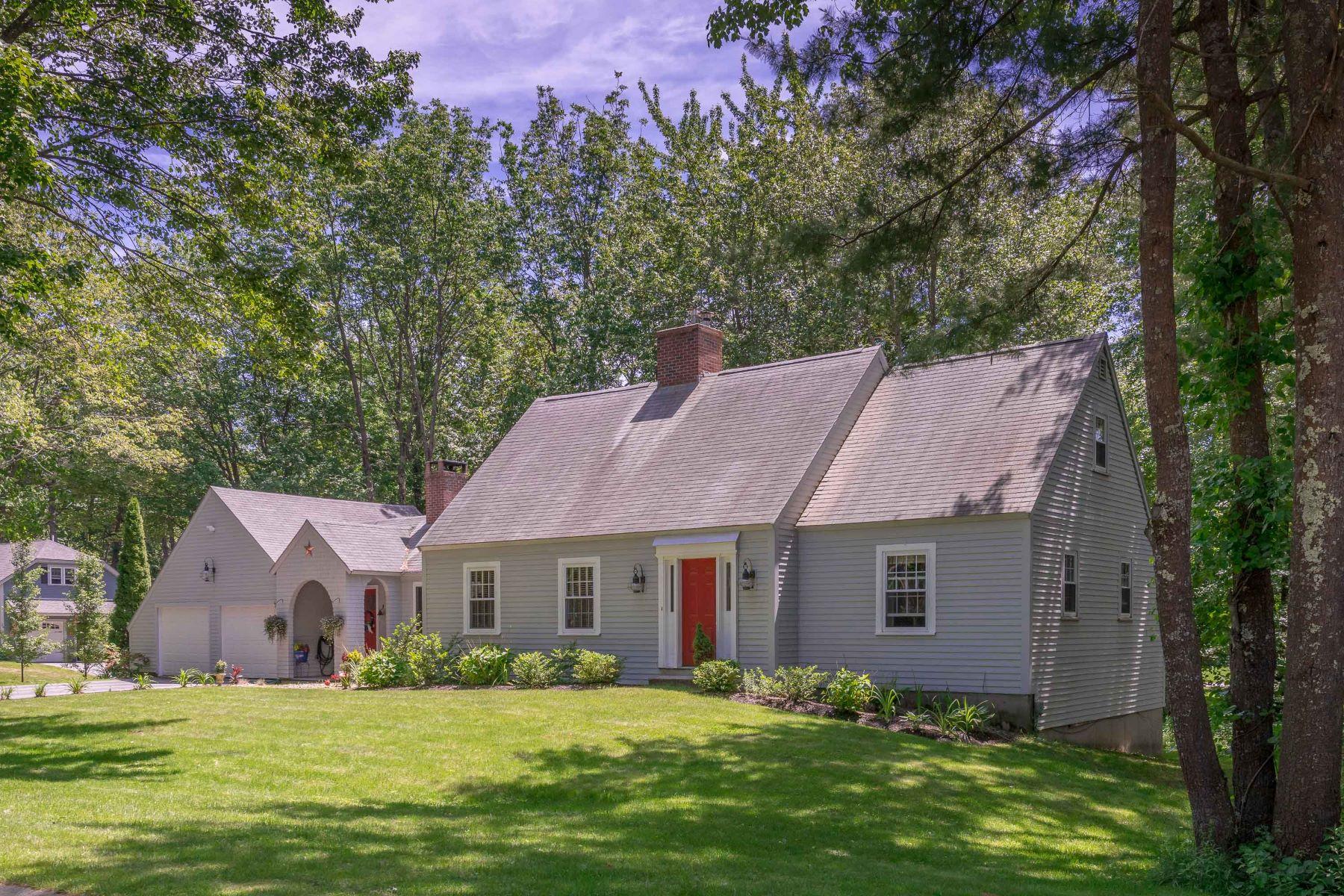 Single Family Homes للـ Sale في Scarborough, Maine 04074 United States