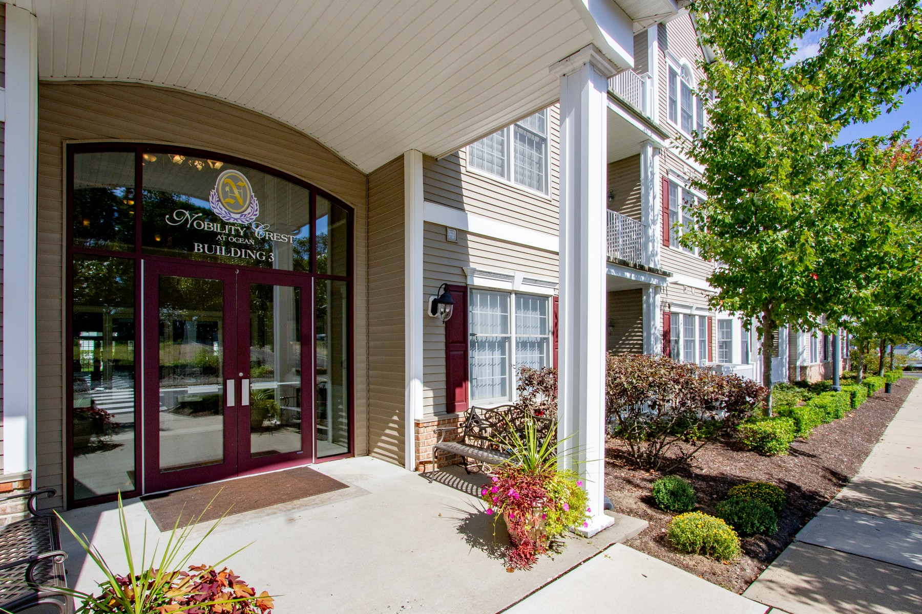 Condominiums for Sale at Nobility Crest 7 Centre Street Unit 3301 Ocean Township, New Jersey 07712 United States