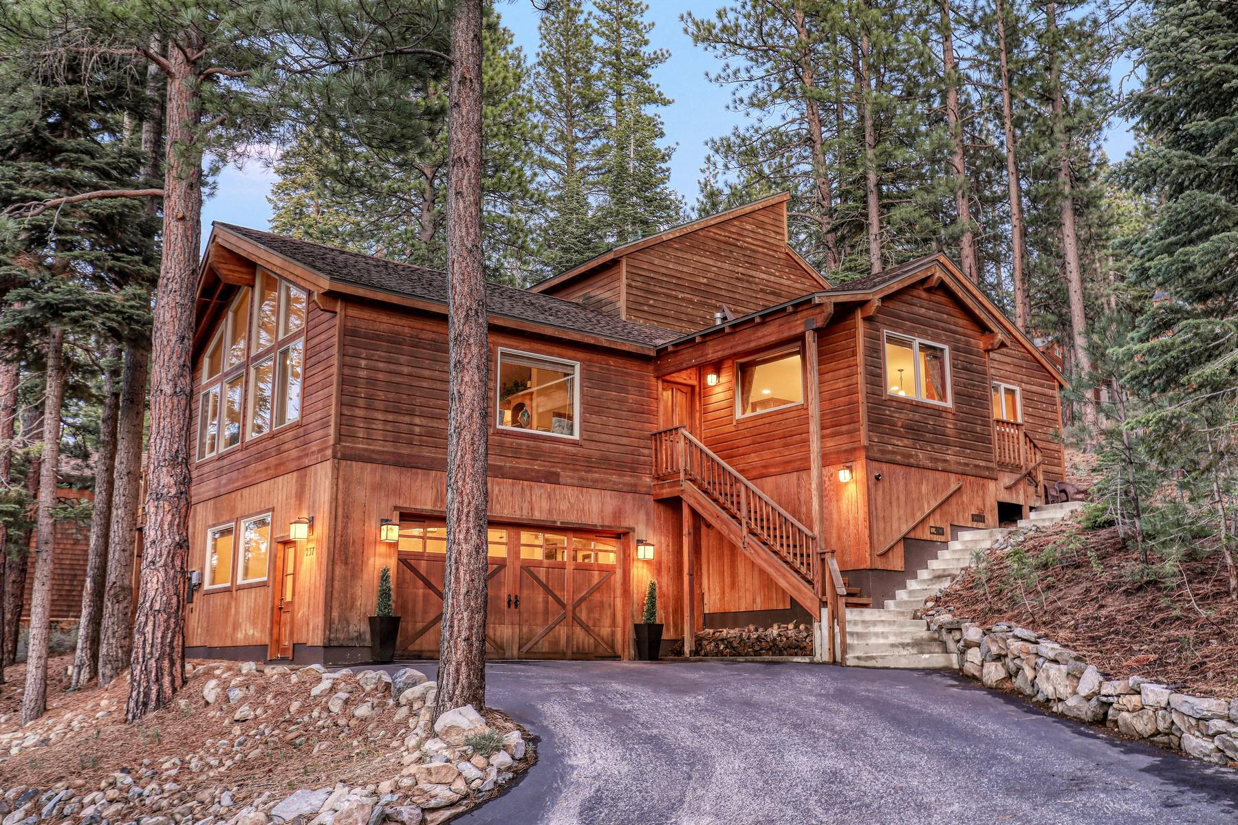 Single Family Homes for Active at Elevated Living in Northstar 237 Basque Truckee, California 96161 United States