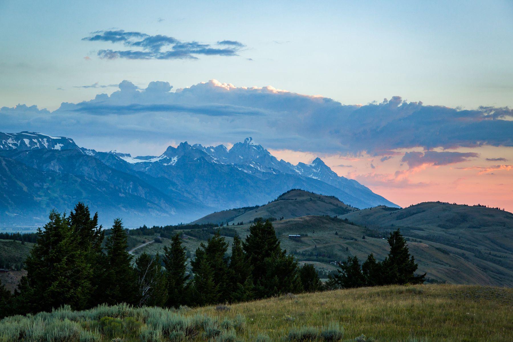 Terrain pour l Vente à Vogel Hill - Ranch 8 255 Red Tail Butte Road, Jackson, Wyoming 83001 États-Unis