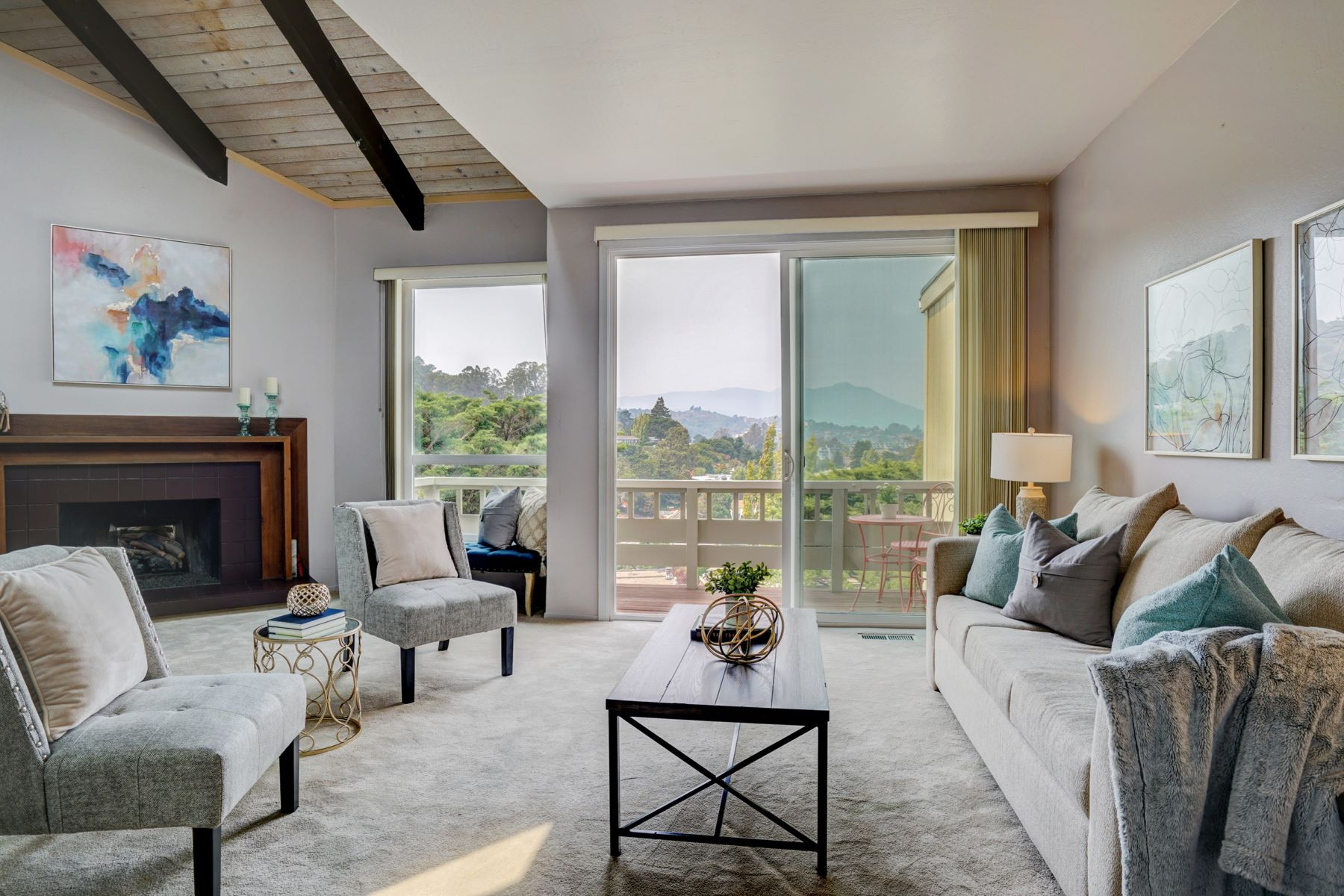 townhouses のために 売買 アット Location, Views and Value 43 Marin Ave, Sausalito, カリフォルニア 94965 アメリカ