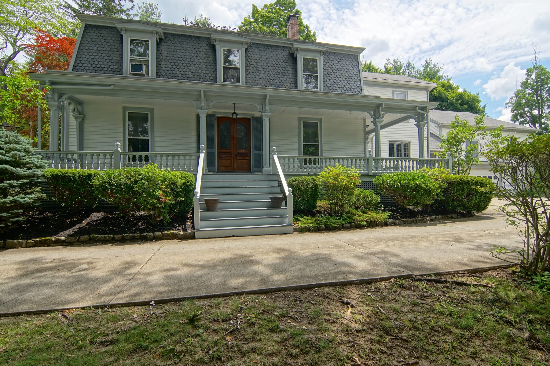 Single Family Home for Sale at Gracious In-Town Victorian 129 High Street Exeter, New Hampshire 03833 United States
