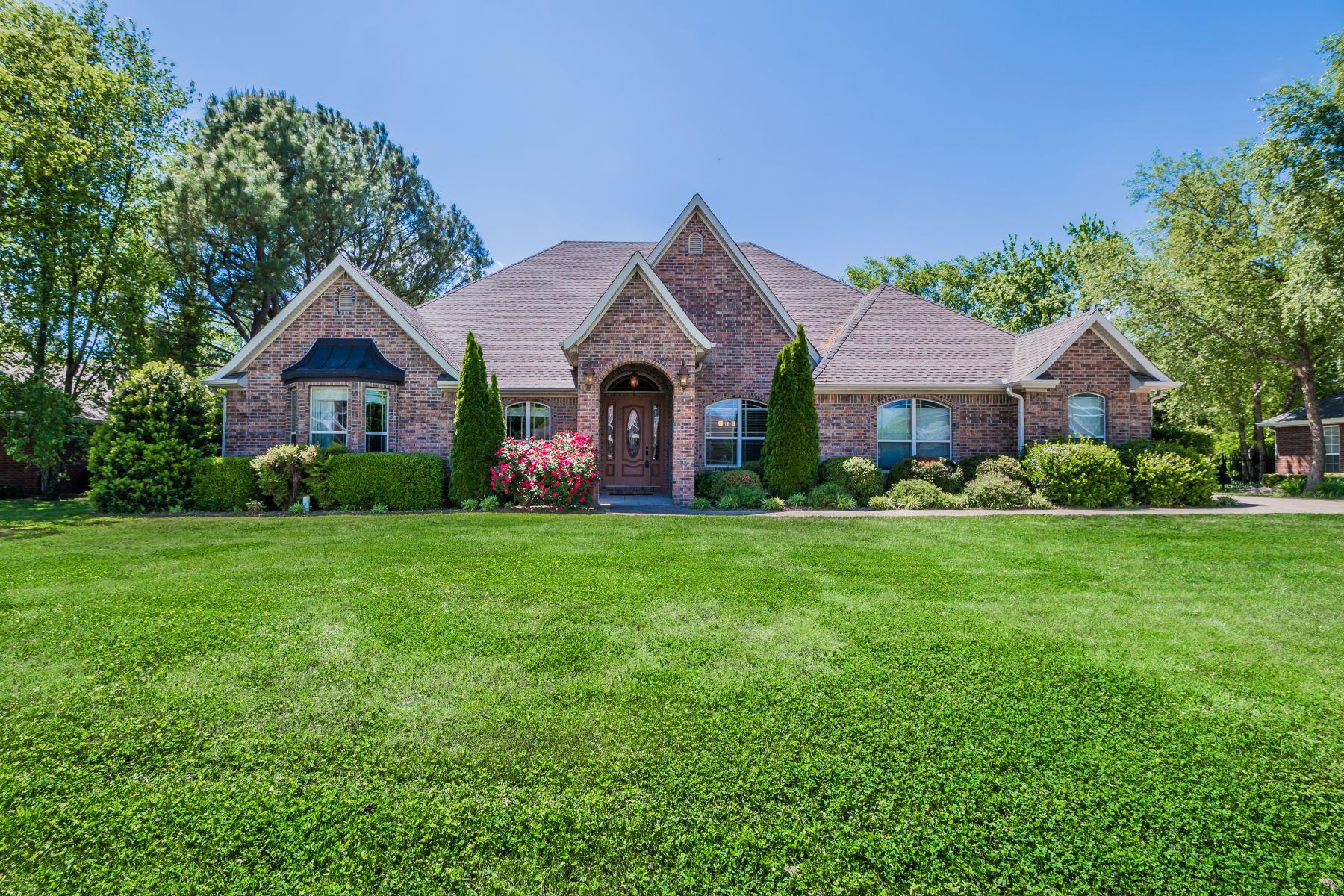 Single Family Homes för Försäljning vid Rogers, Arkansas 72758 Förenta staterna
