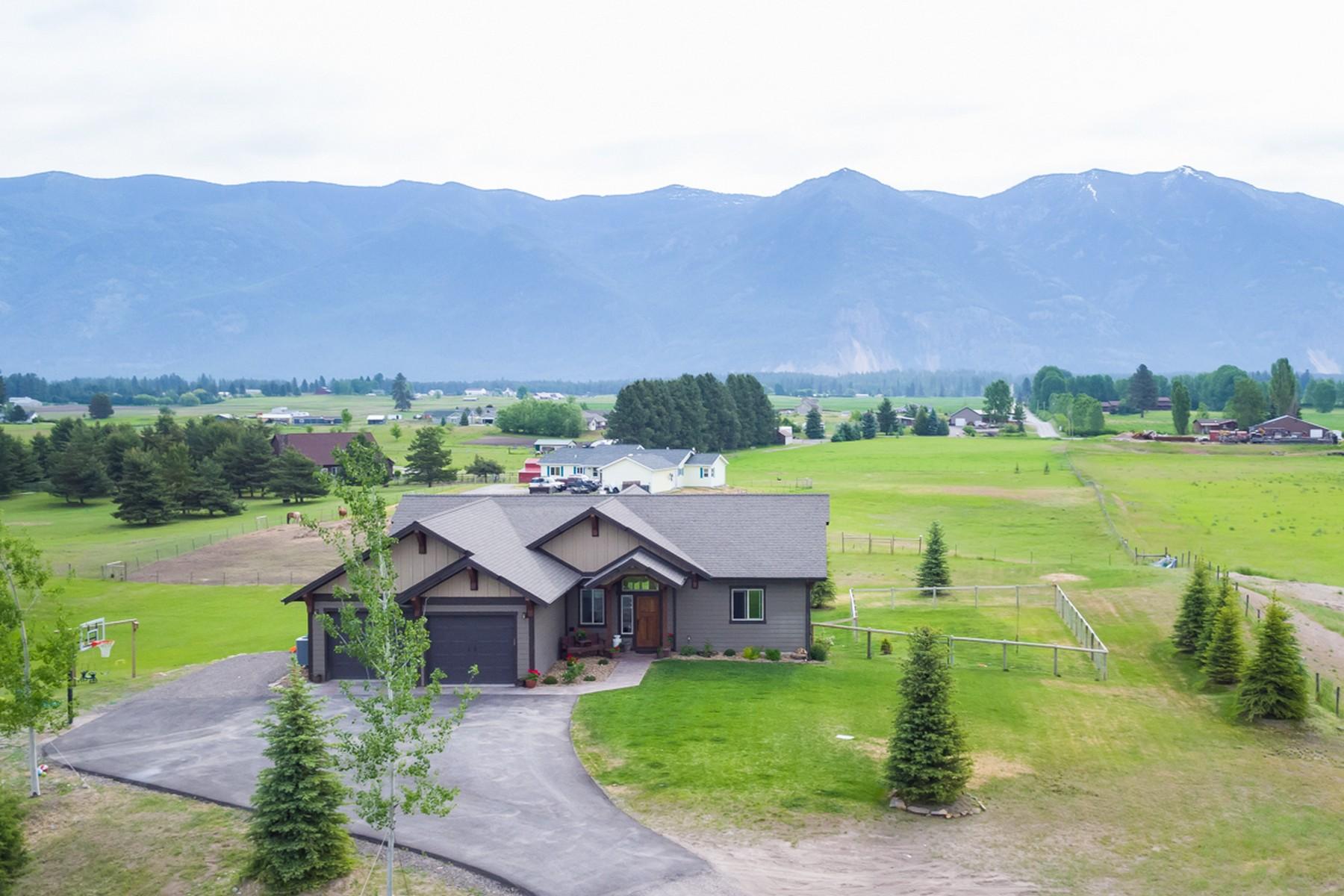 一戸建て のために 売買 アット 129 Scotch Pine Ln , Columbia Falls, MT 59912 129 Scotch Pine Ln, Columbia Falls, モンタナ, 59912 アメリカ合衆国