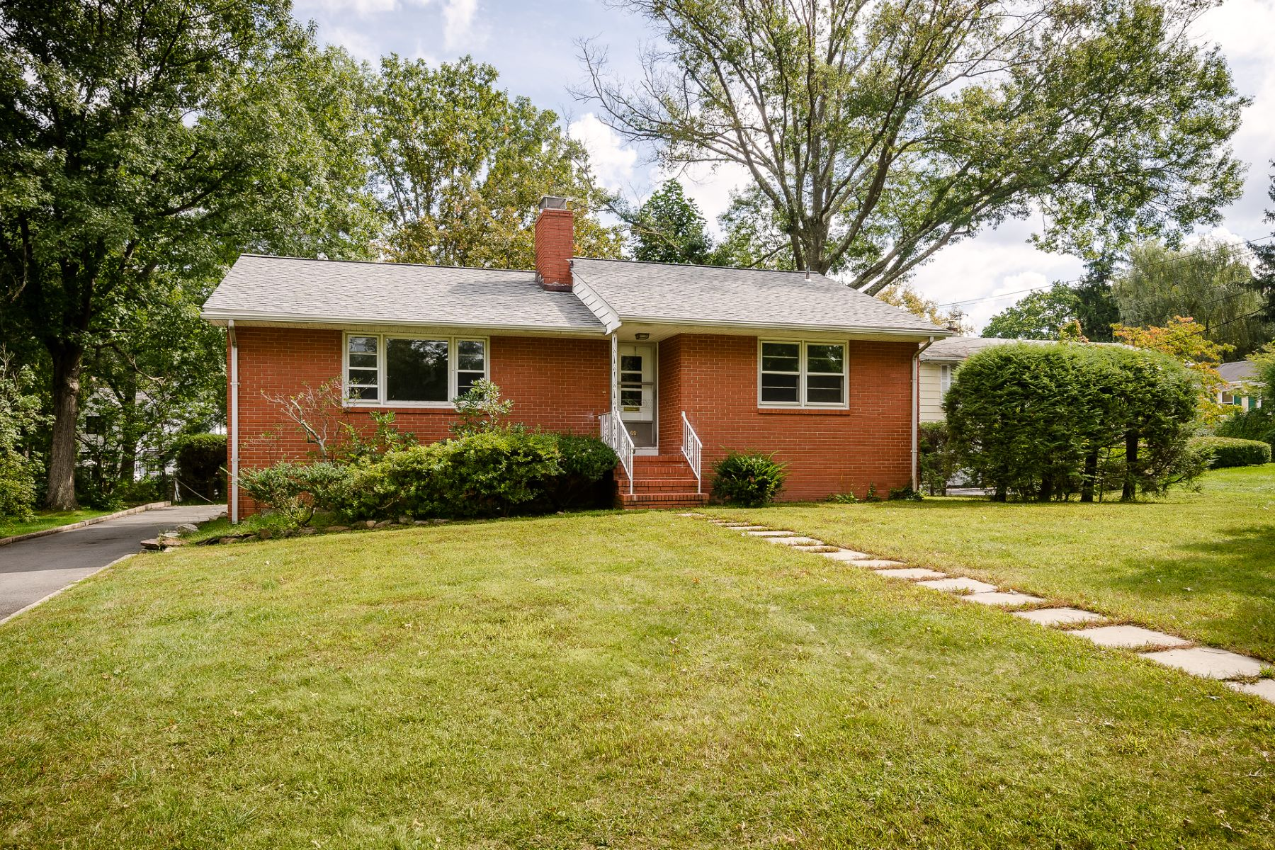 Single Family Home for Rent at Ease of Living in this Convenient Princeton Rental 69 Harris Road, Princeton, New Jersey 08540 United States