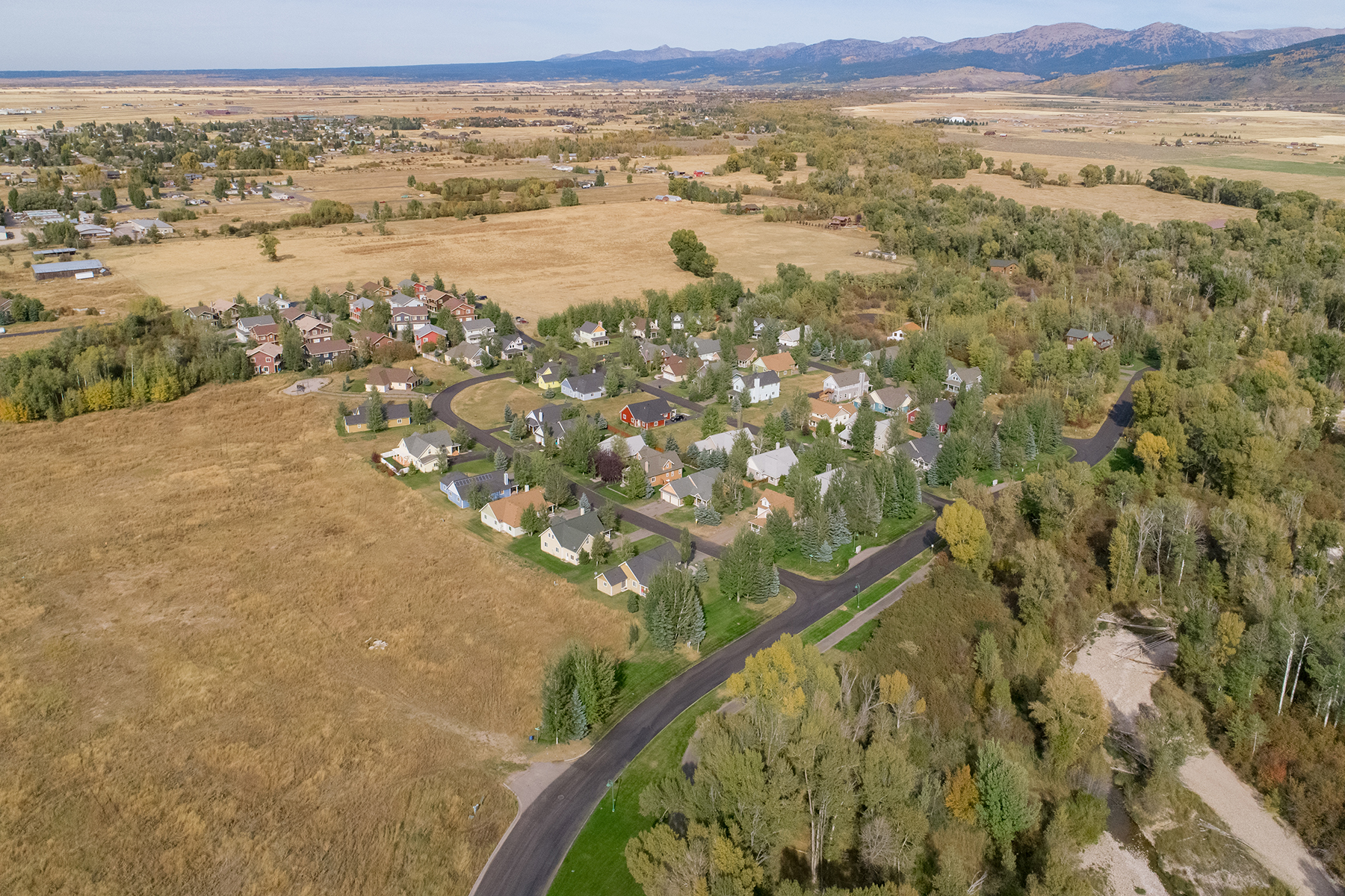 Land for Sale at 00 Creekside Meadows Ave. Driggs, Idaho 83422 United States