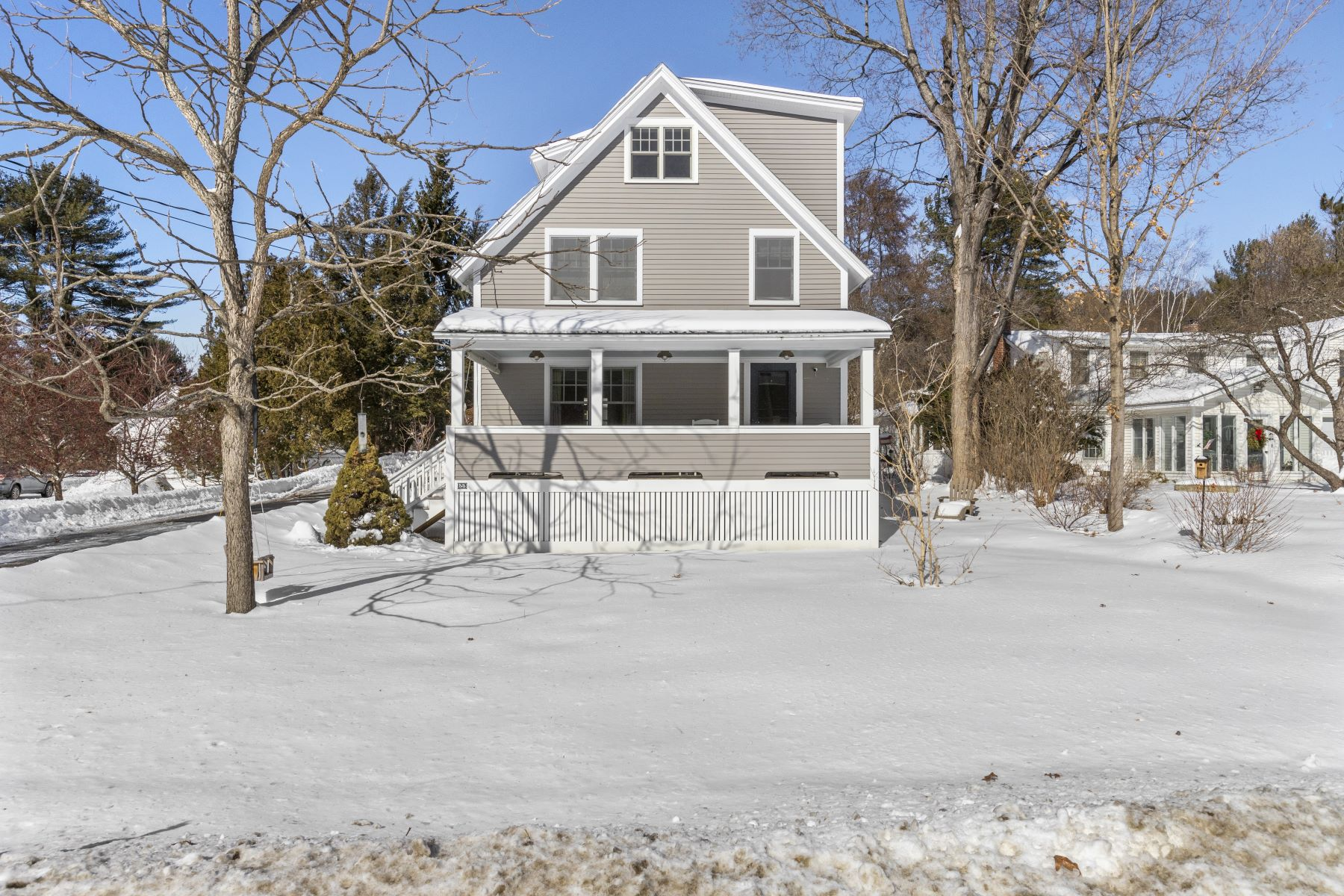 Single Family Homes for Sale at 55 Church Street Norwich, Vermont 05055 United States