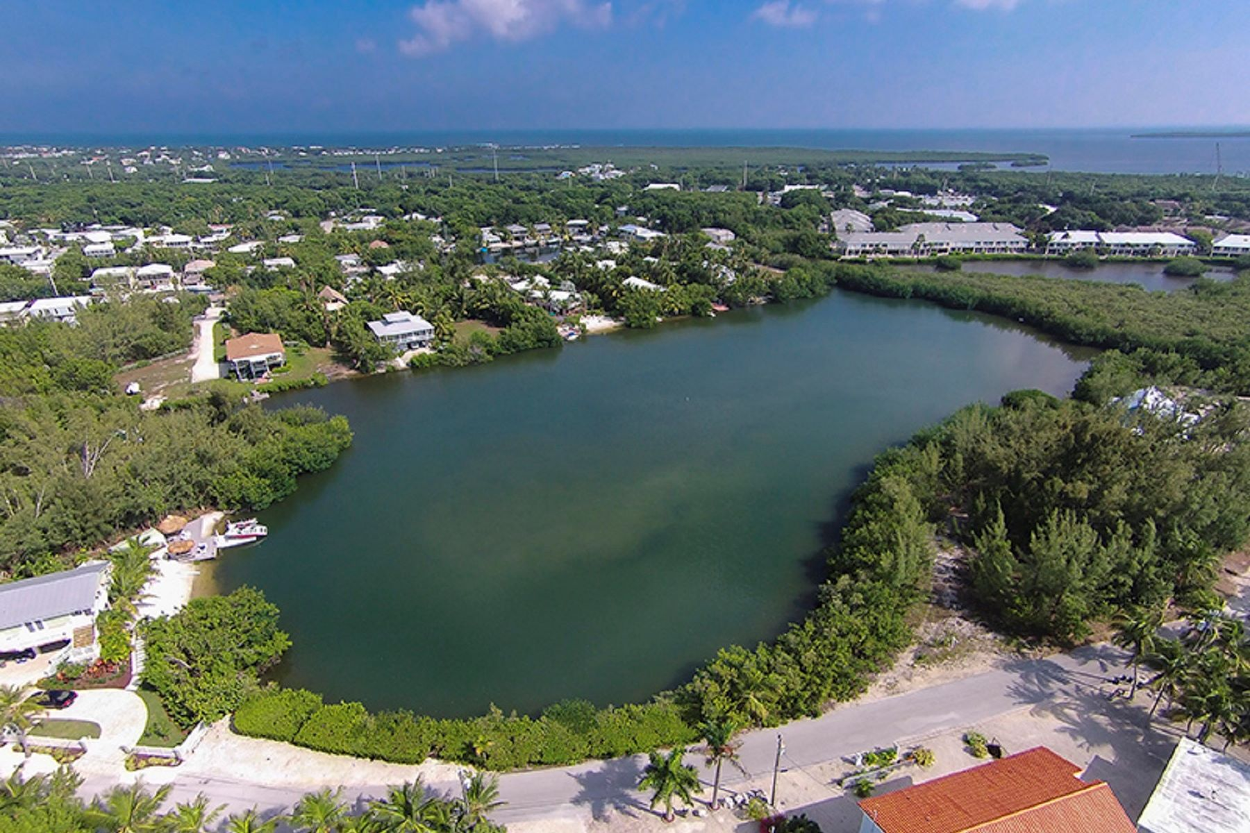 Terreno por un Venta en Bayfront Lot 0 S Bounty Lane Key Largo, Florida 33037 Estados Unidos