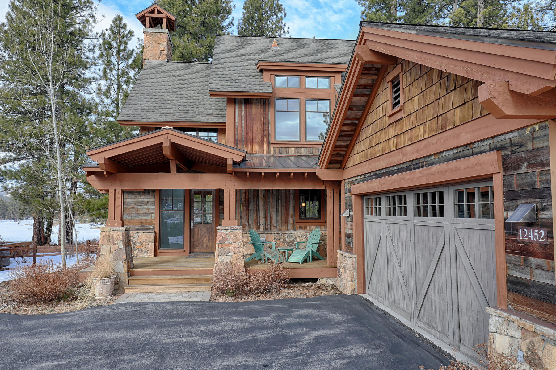 Additional photo for property listing at 12452 Villa Court Truckee CA 96161 12452 Villa Court # 5 Truckee, California 96161 Estados Unidos