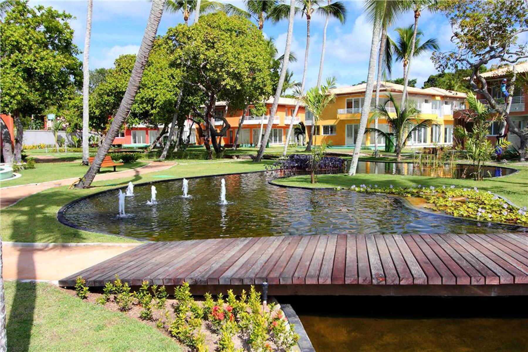 Single Family Homes por un Venta en Paradisiacal House at Arraial d'Ajuda Porto Seguro, Bahia 45816-000 Brasil