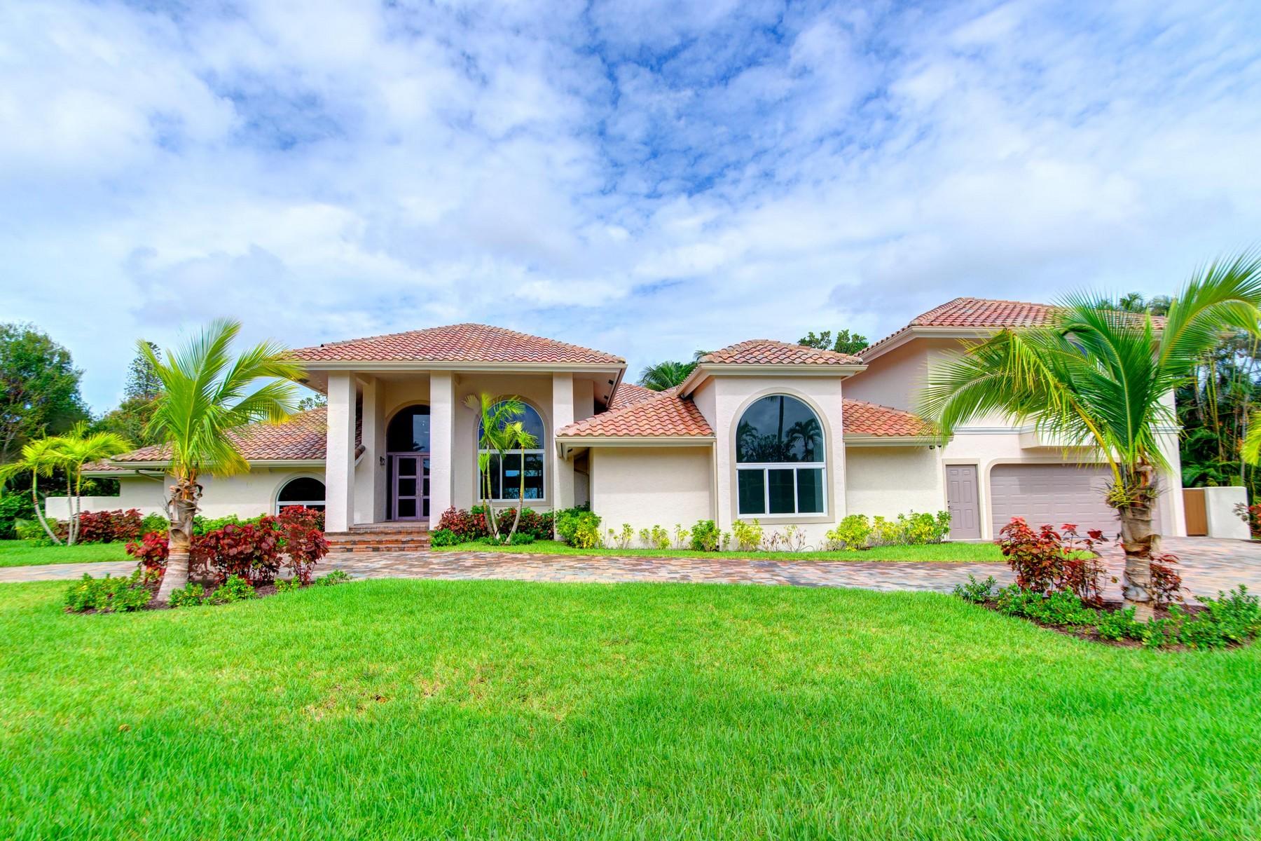 단독 가정 주택 용 매매 에 11927 Maidstone Drive Wellington, 플로리다, 33414 미국