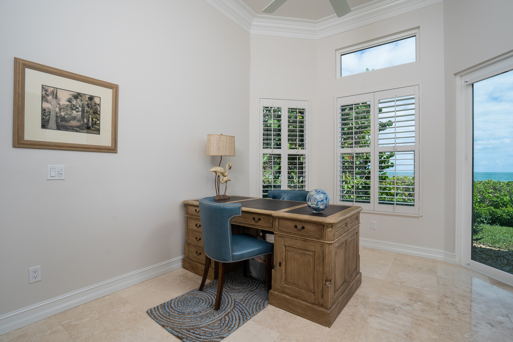 Additional photo for property listing at Stunning Oceanfront Courtyard Home 151 Mariner Beach Lane Vero Beach, Florida 32963 United States
