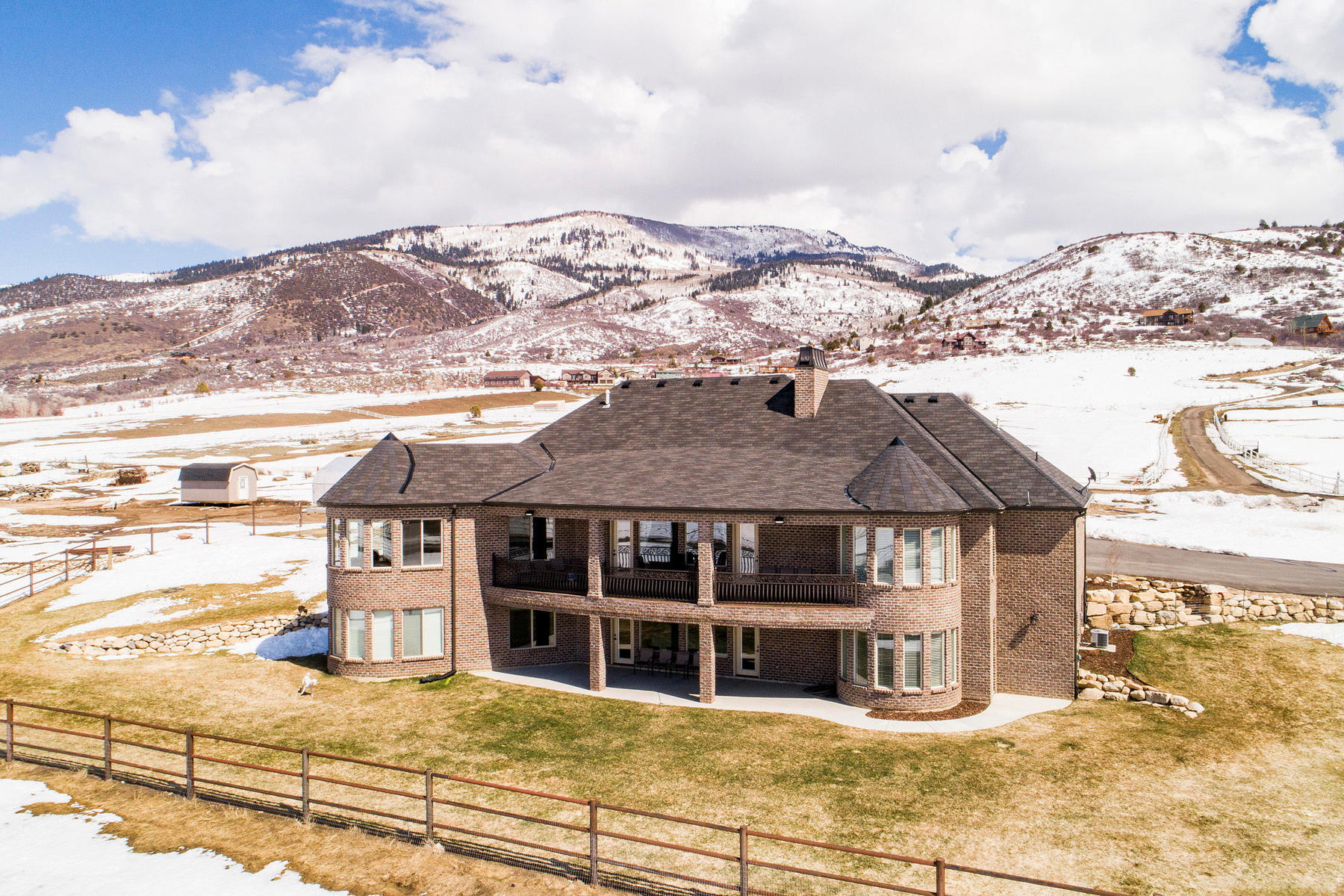 Single Family Homes for Active at Stunning Kamas Horse Property 1009 Farmer Ln Kamas, Utah 84036 United States