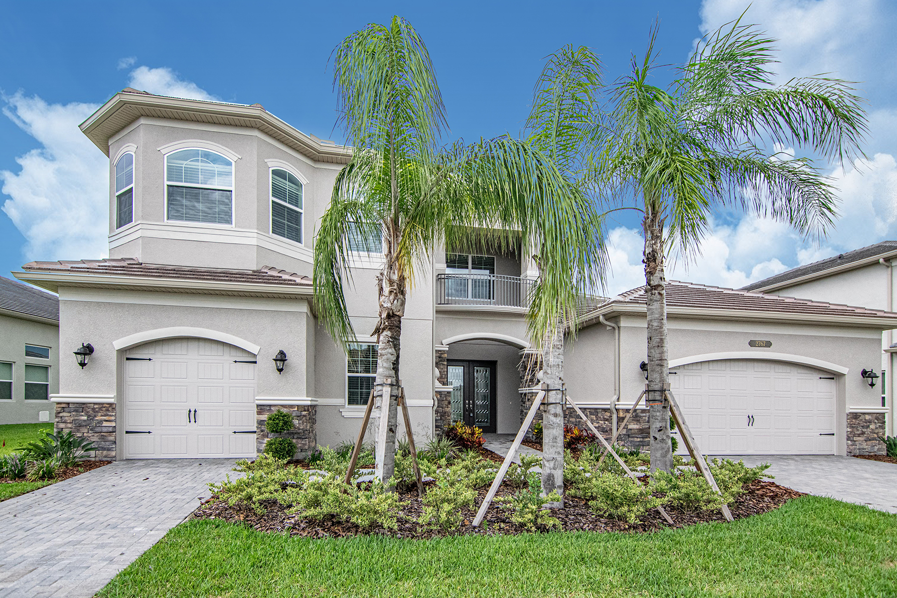 single family homes for Active at WESLEY CHAPEL 2767 Coco Palm Cir Wesley Chapel, Florida 33543 United States