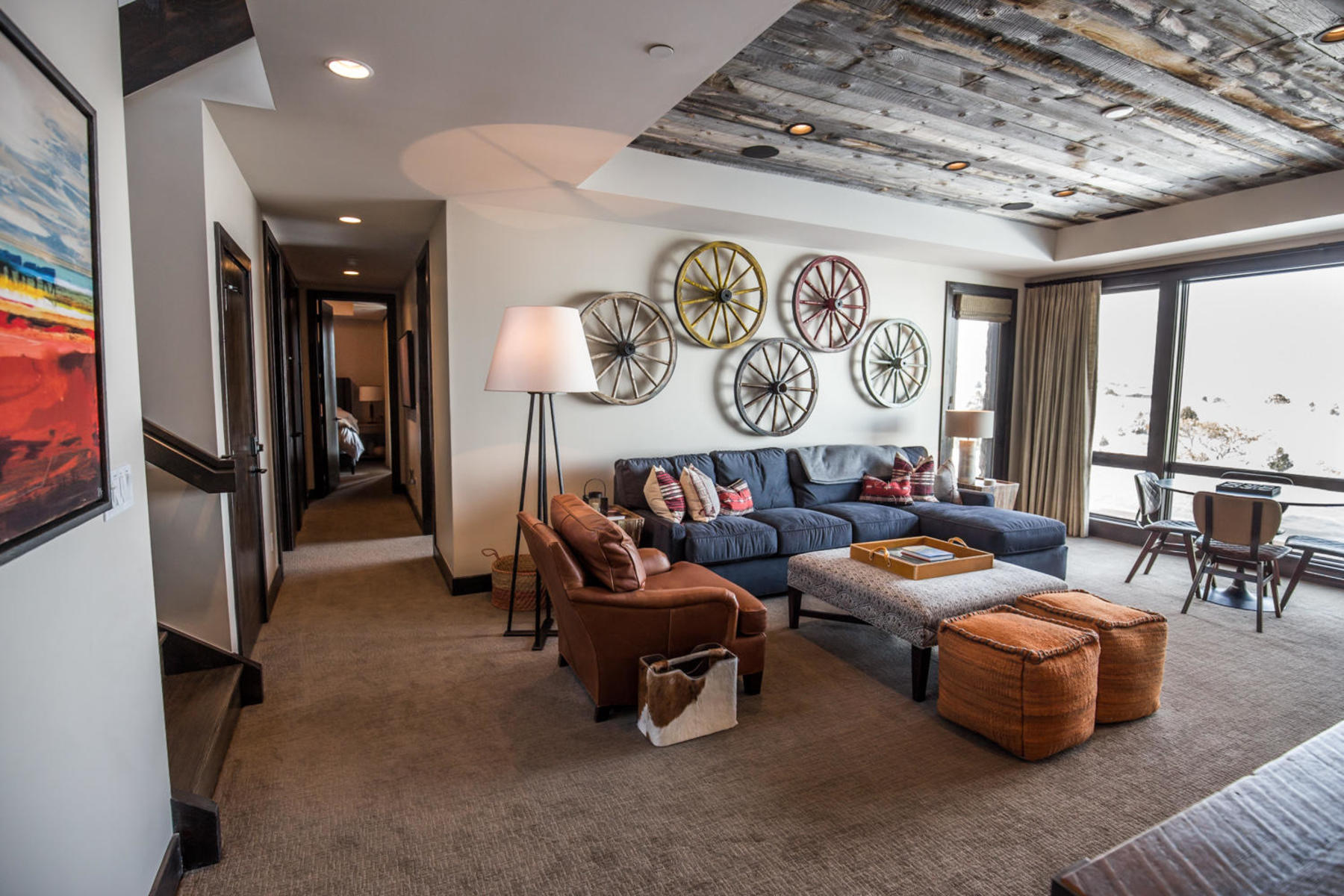 Additional photo for property listing at Juniper Cabin with Spectacular Views 7049 N Rees Jones Way #171 Heber City, Юта 84032 Соединенные Штаты