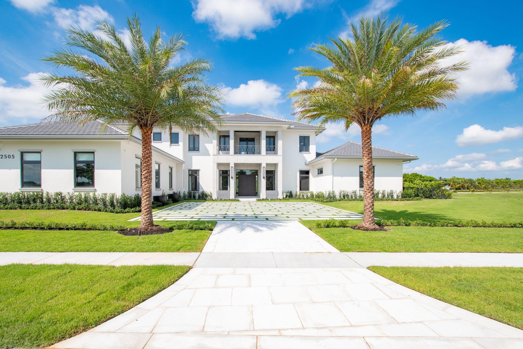 Single Family Homes por un Venta en Wellington, Florida 33414 Estados Unidos
