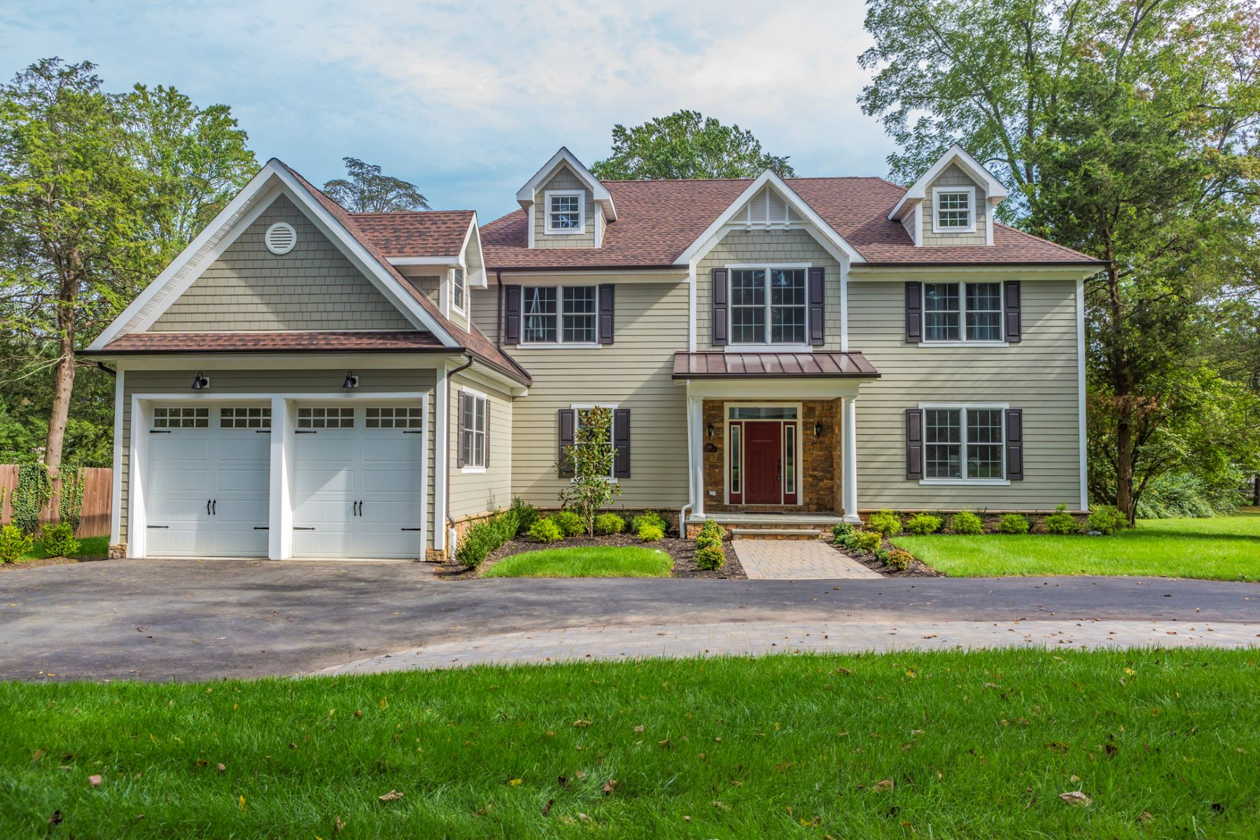 Property for Sale at Dramatic Luxury in Littlebrook 199 Snowden Lane, Princeton, New Jersey 08540 United States