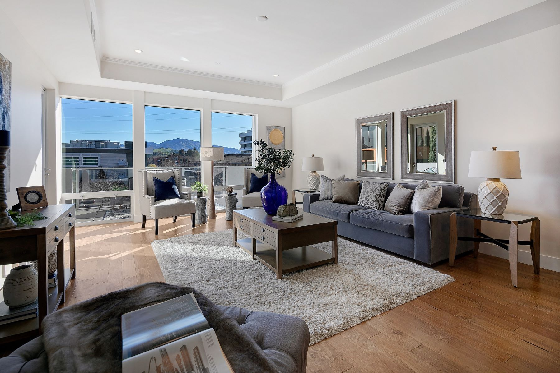 Condominiums for Active at Luxury Living In The Heart Of Downtown Walnut Creek 1756 Cole Avenue #103 Walnut Creek, California 94596 United States
