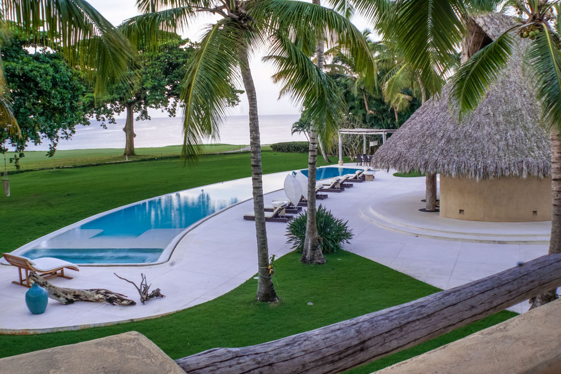 Additional photo for property listing at Exquisite Modern-Tropical Villa with Outstanding Ocean Views Casa De Campo, La Romana Dominican Republic
