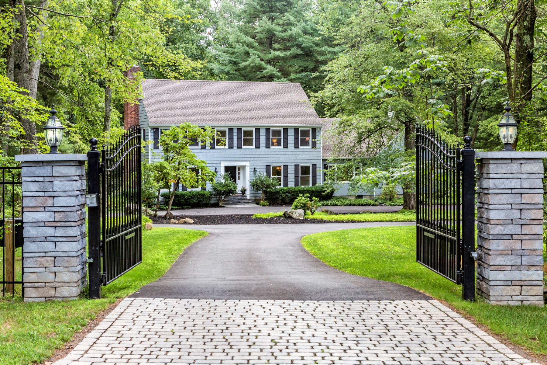 Property for Sale at Captivating with Leafy Views and Endless Updates 1772 Stuart Road West, Princeton, New Jersey 08540 United States