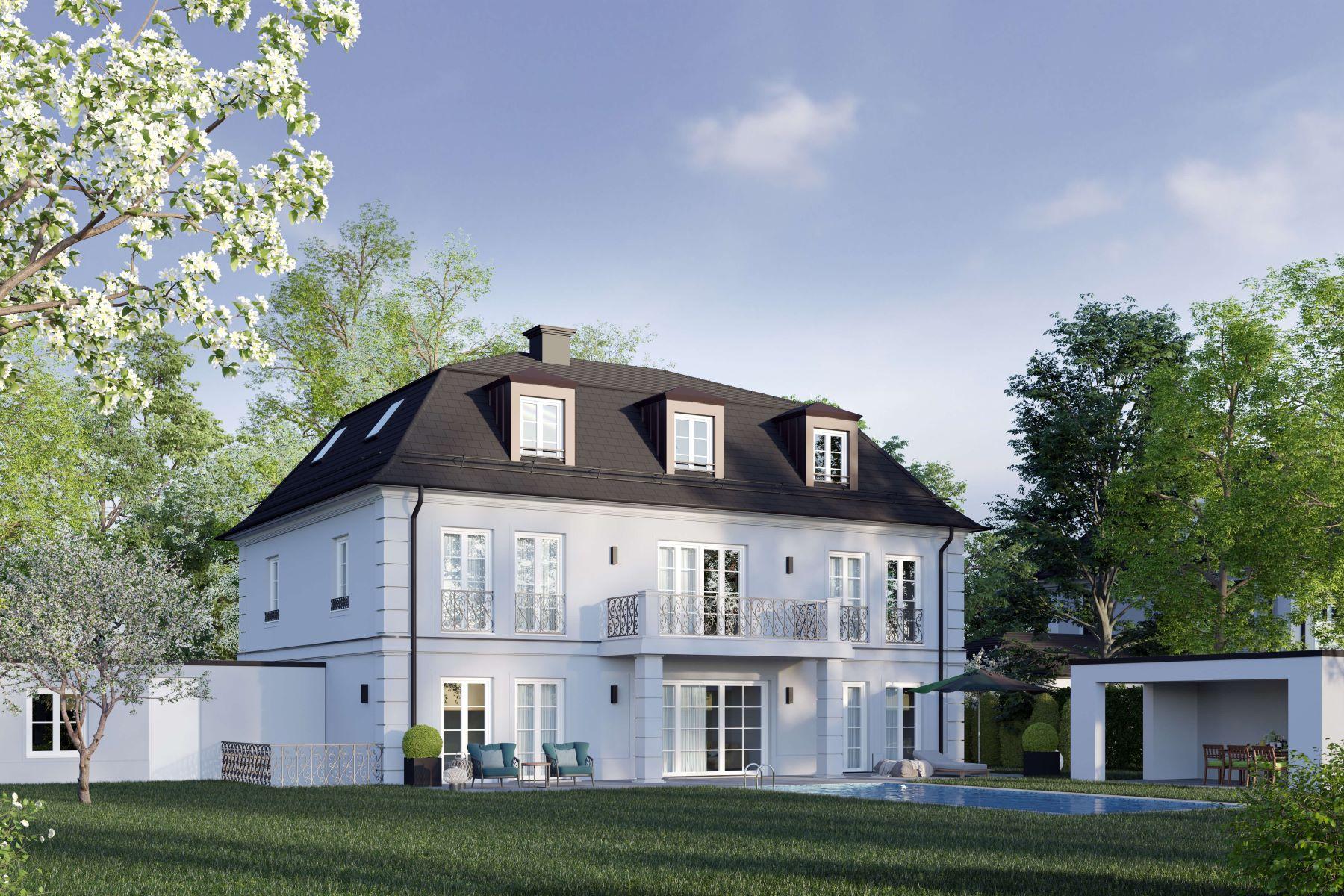 Single Family Homes por un Venta en CLASSIC LIVING IN THE PARK Grunwald, Bavaria Alemania