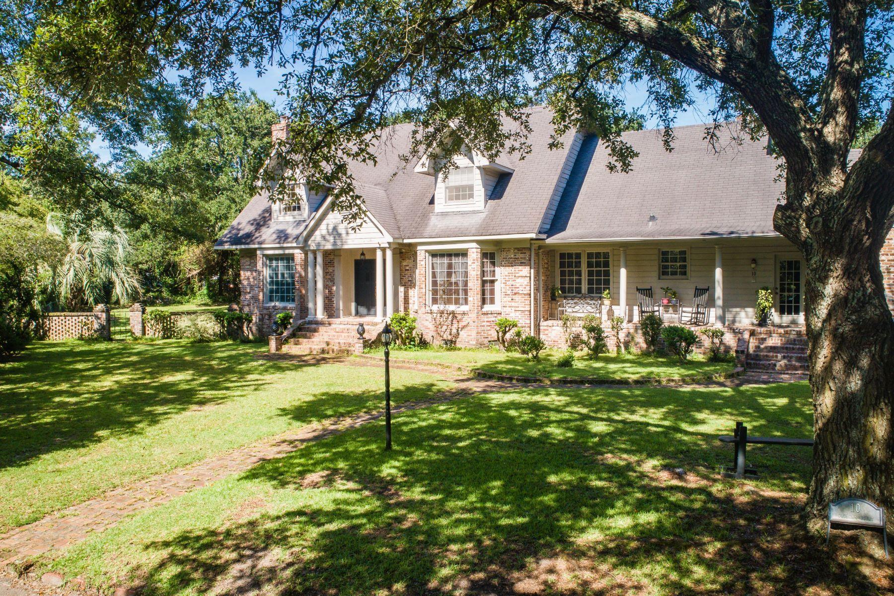 Single Family Homes のために 売買 アット Charleston, サウスカロライナ 29407 アメリカ