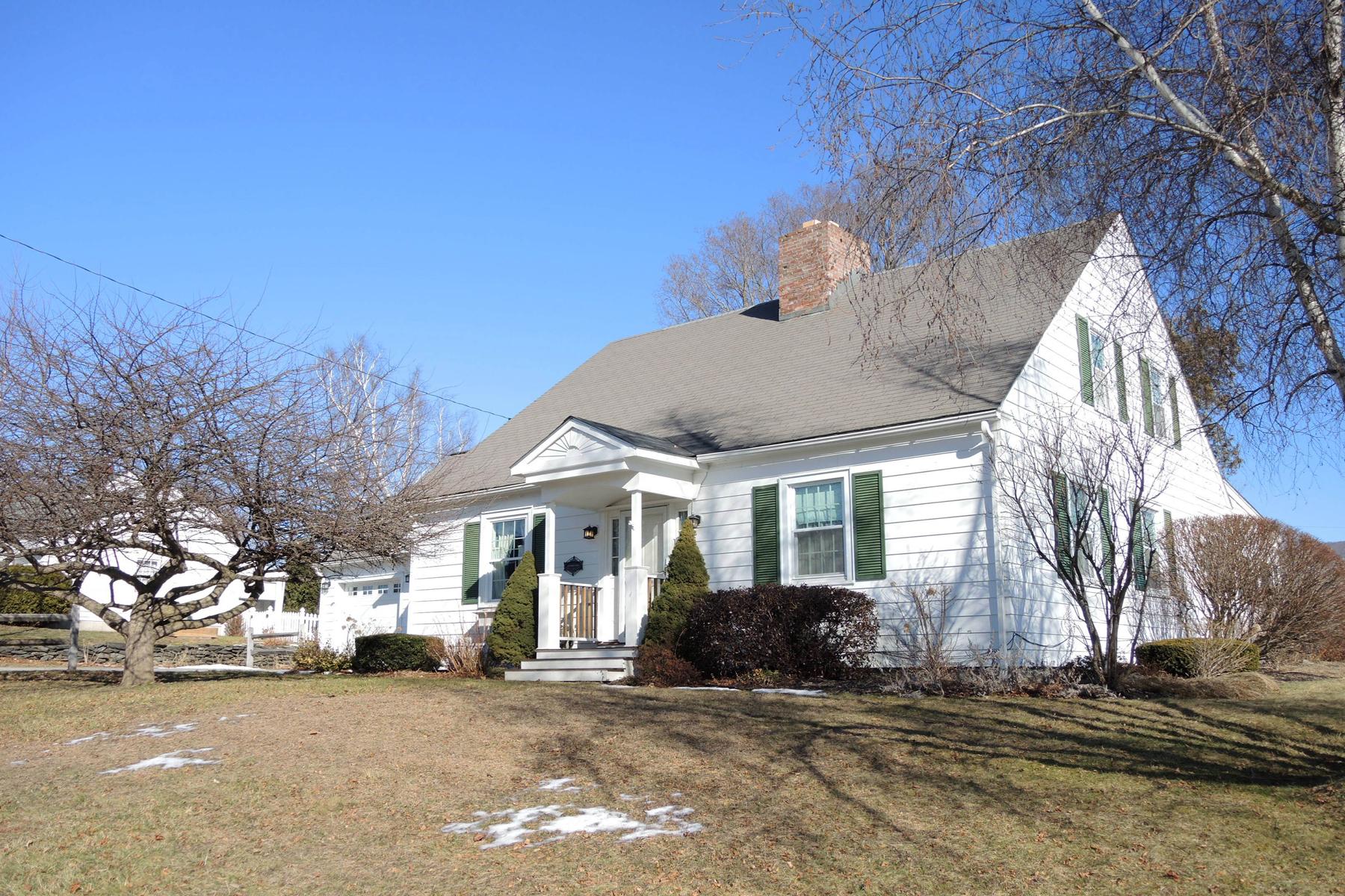 Single Family Homes for Sale at Rutland Cape 12 Harvard St Rutland, Vermont 05701 United States