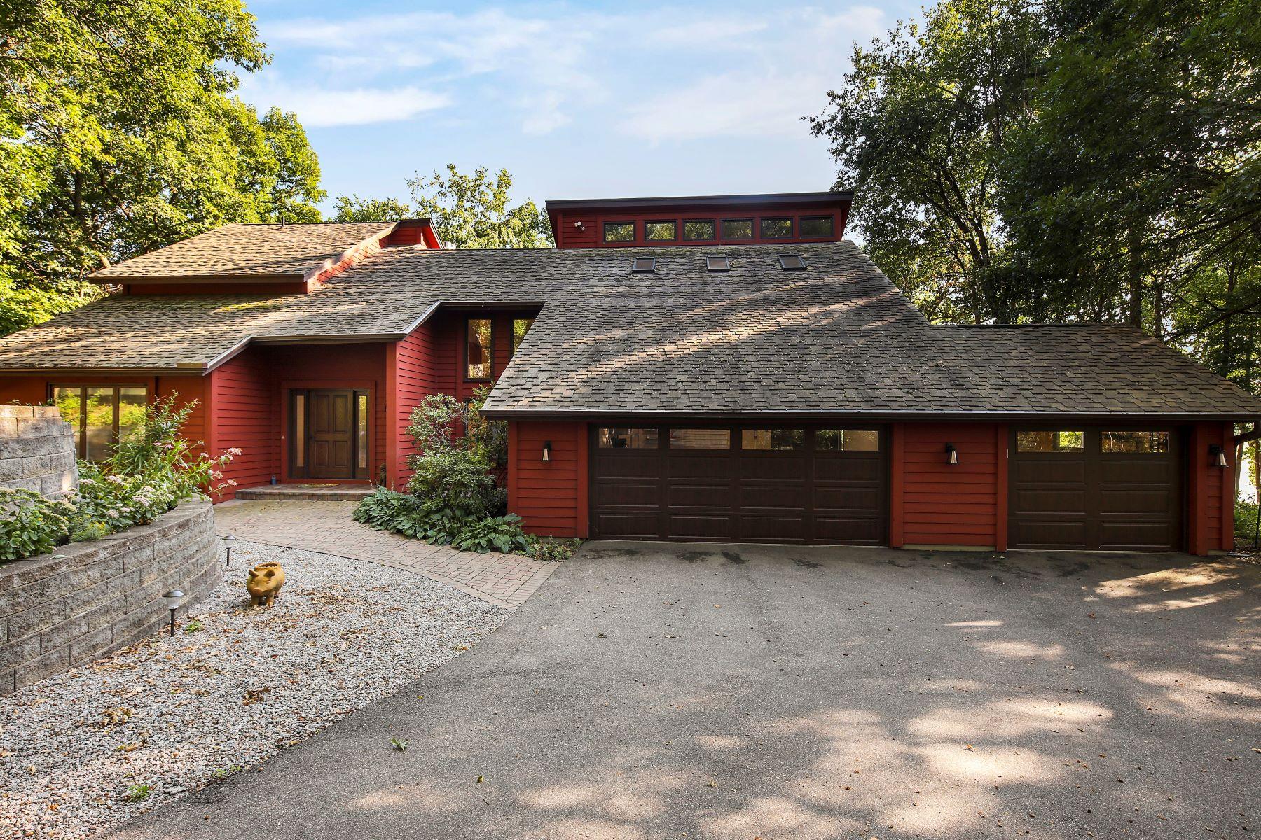 Single Family Homes for Sale at 1 Black Oak Road North Oaks, Minnesota 55127 United States