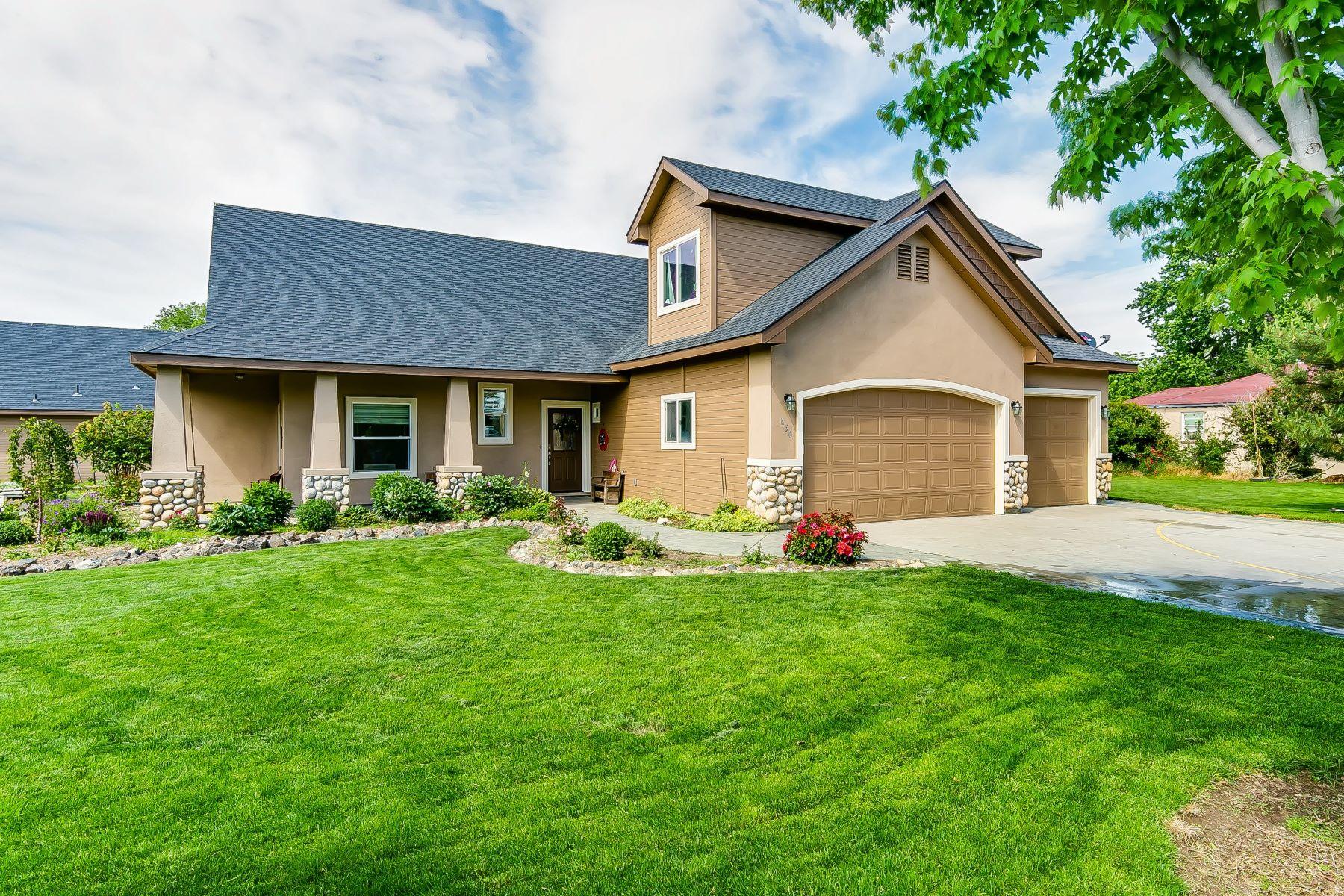 Maison unifamiliale pour l Vente à 650 Waltman Lane, Meridian 650 W Waltman Ln Meridian, Idaho, 83642 États-Unis