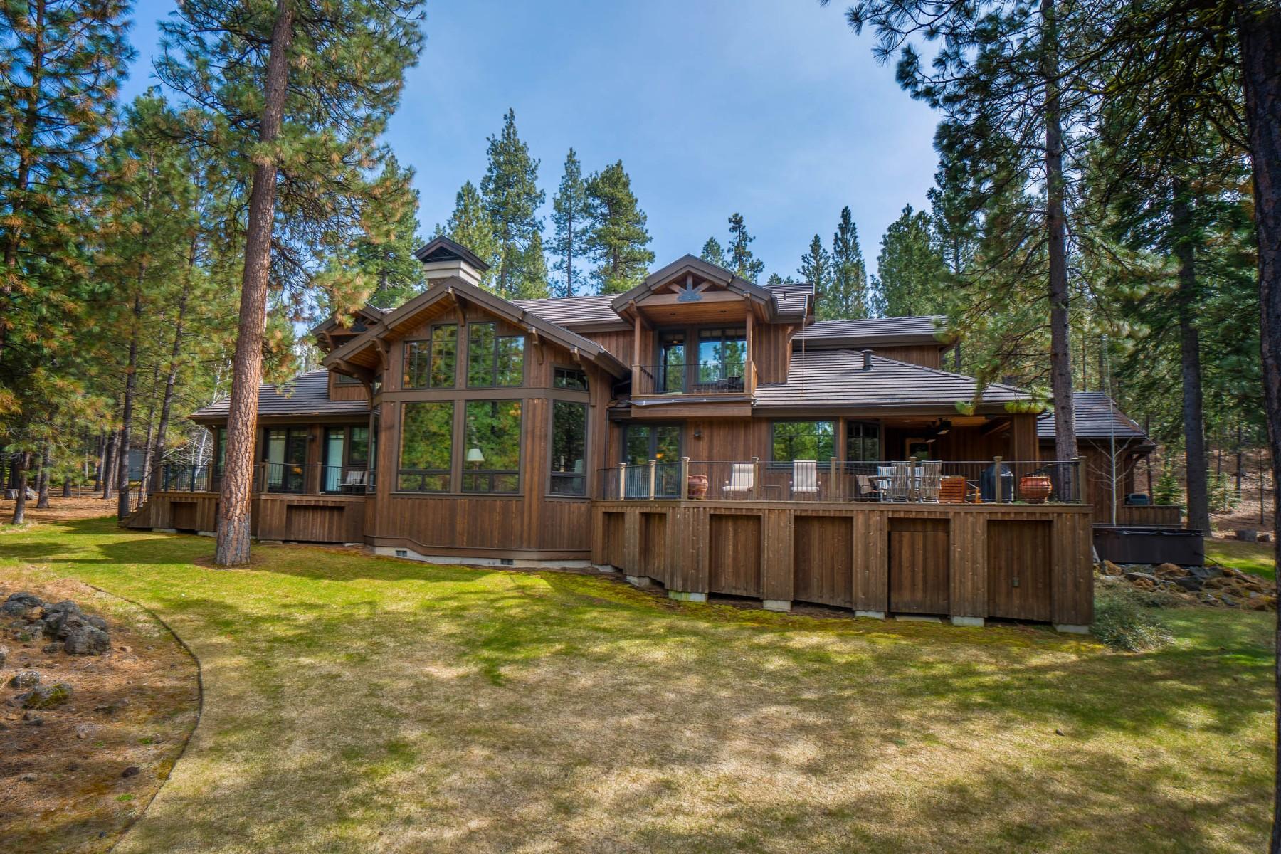 Single Family Homes 為 出售 在 Sanctuary of Good Living 13507 Lonicera, Black Butte Ranch, 俄勒岡州 97759 美國