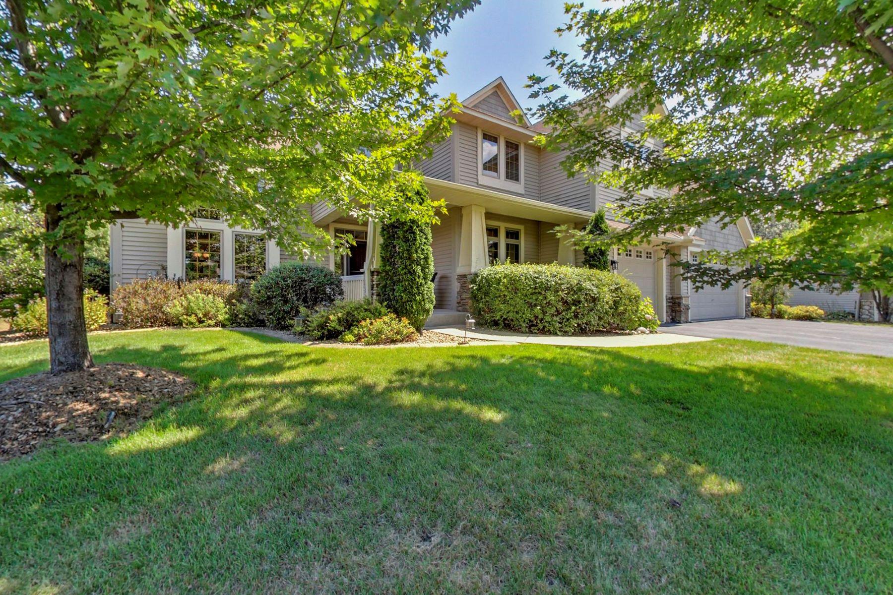 واحد منزل الأسرة للـ Sale في 1552 Stoneridge Circle Long Lake, Minnesota, 55356 United States