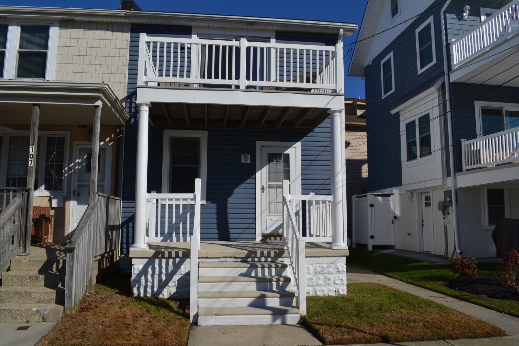 Duplex for Sale at 105 N Madison Ave Margate, New Jersey 08402 United States
