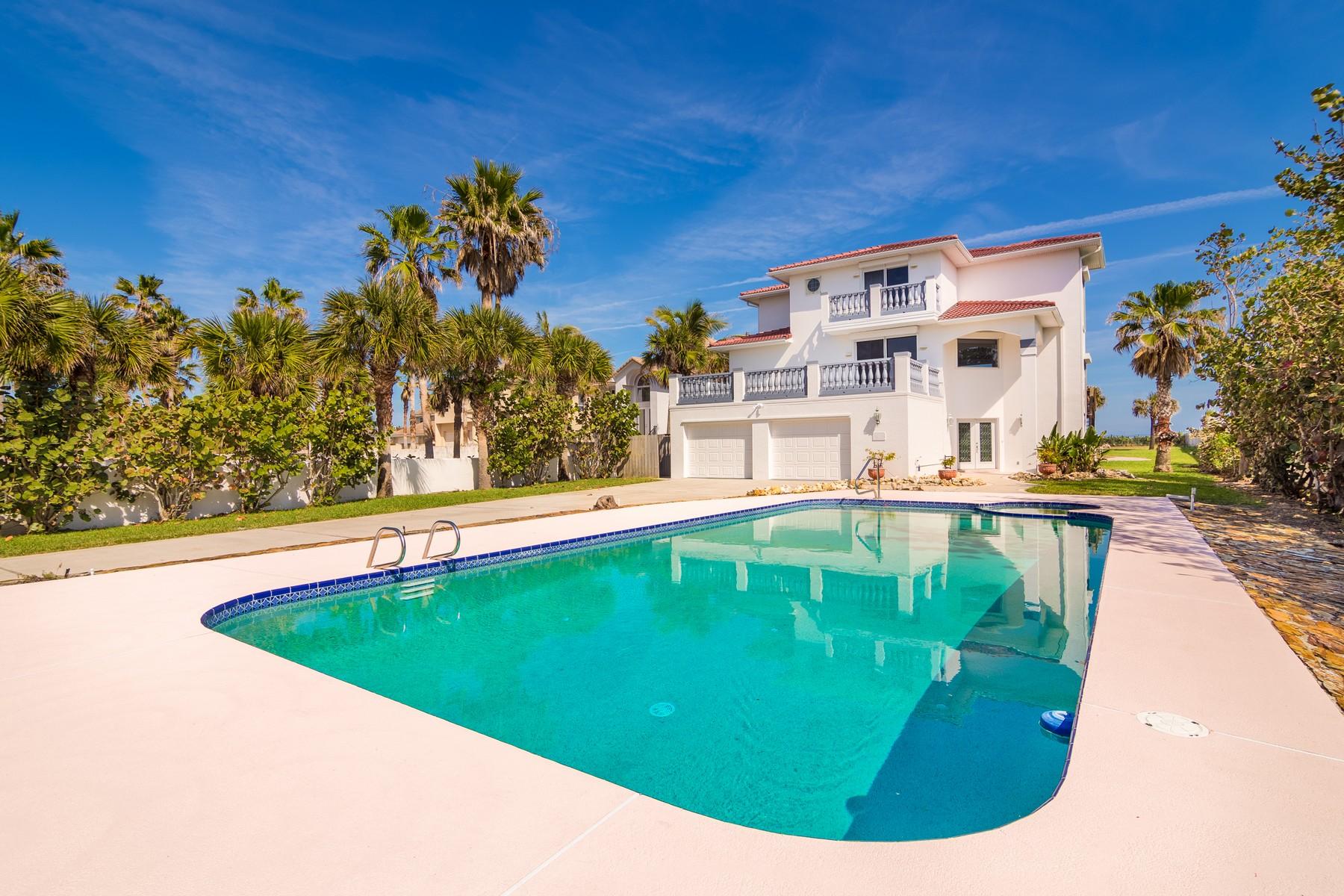 Maison unifamiliale pour l Vente à Melbourne Shores 6005 Highway A1A Melbourne Beach, Florida, 32951 États-Unis