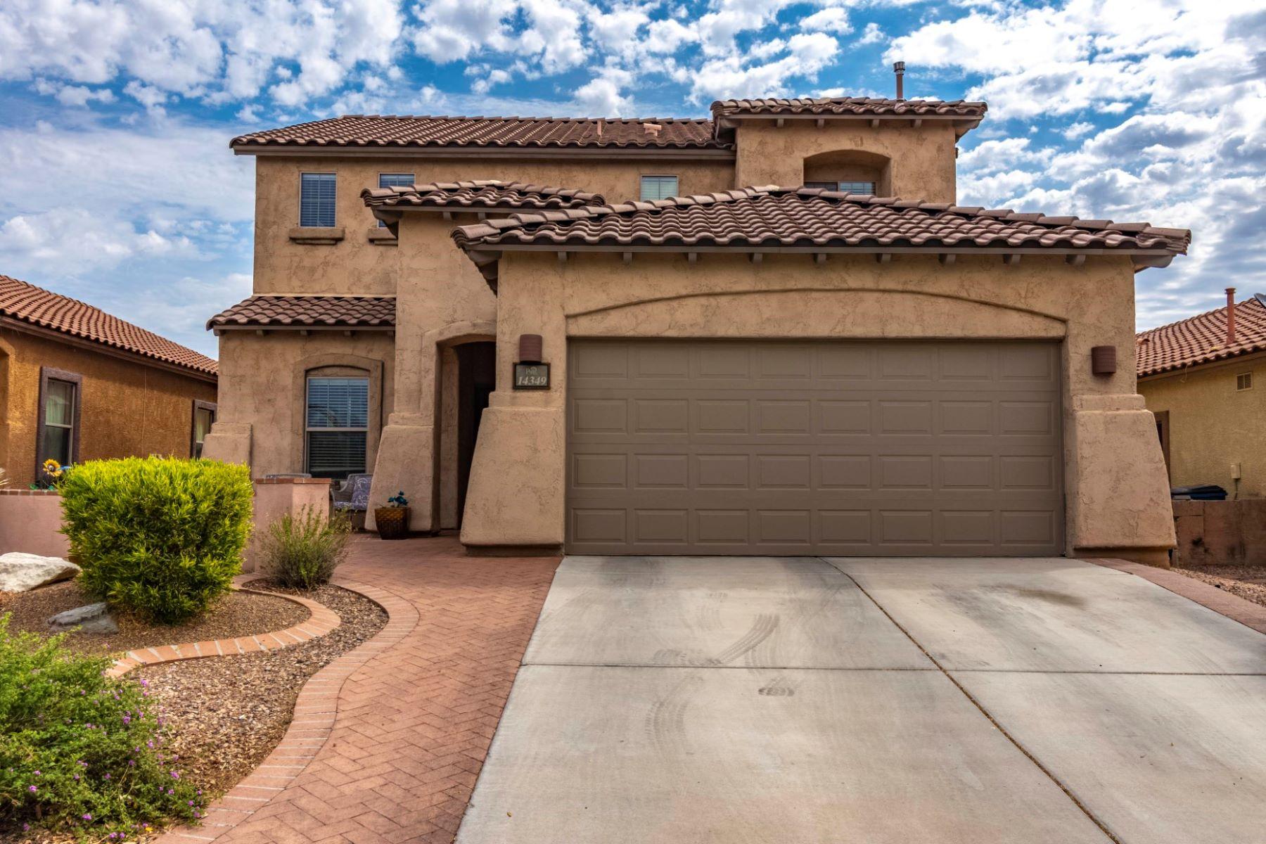 Single Family Homes for Active at Gorgeous Home in the Heart of Rancho Sahuarita 14349 W Camino El Foso Sahuarita, Arizona 85629 United States