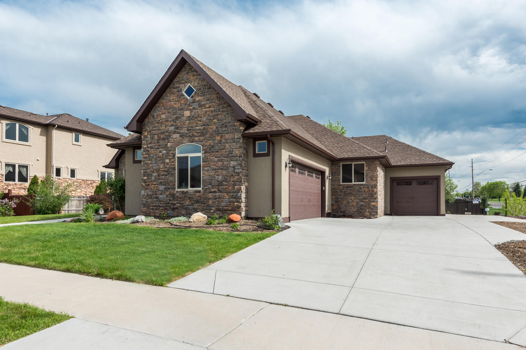 Single Family Home for Active at Grand Marquis 9180 W Virginia Ave Lakewood, Colorado 80226 United States