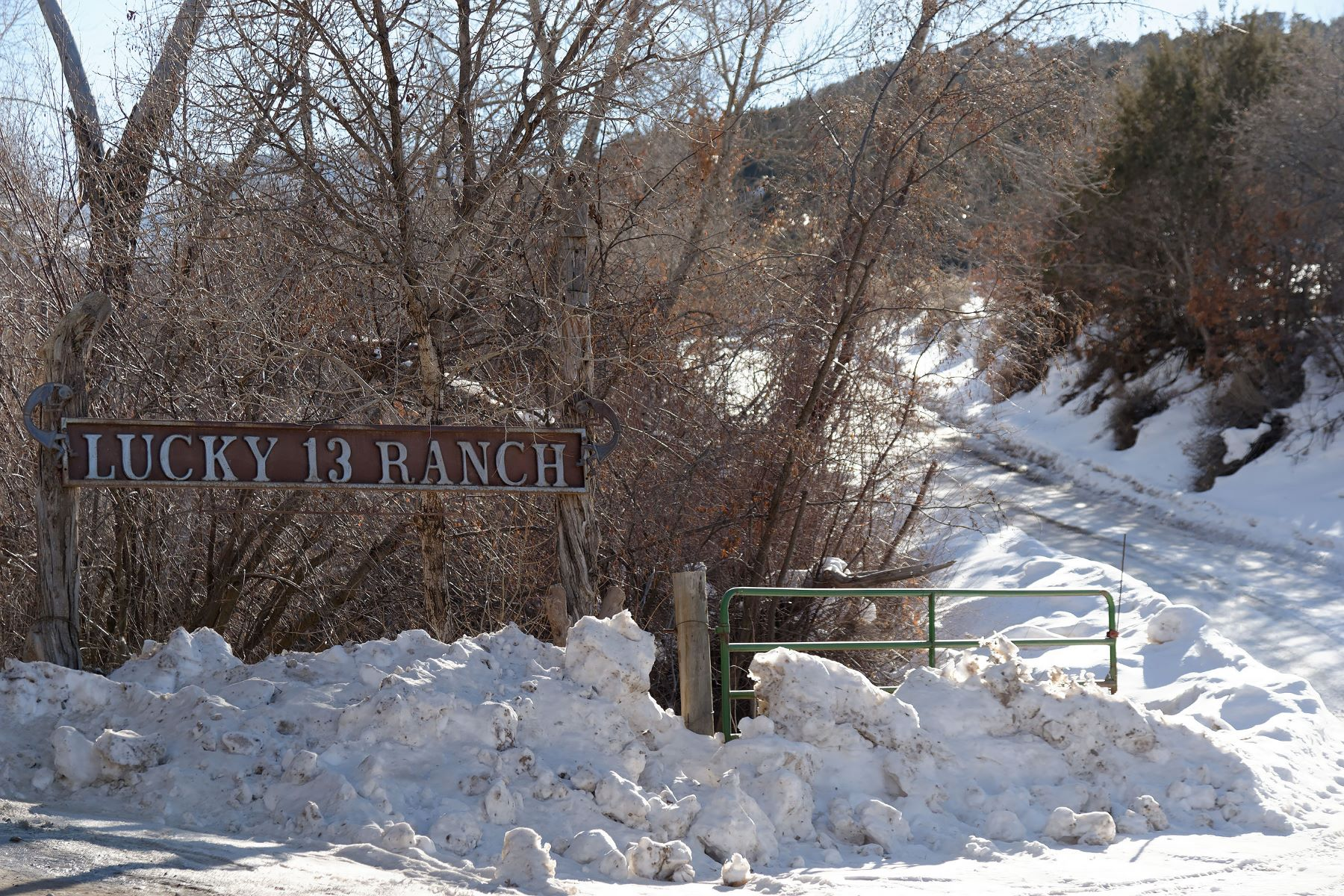 Single Family Homes for Active at Lucky Ranch 13 Lot A TBD County Road 317 Lot A Rifle, Colorado 81650 United States