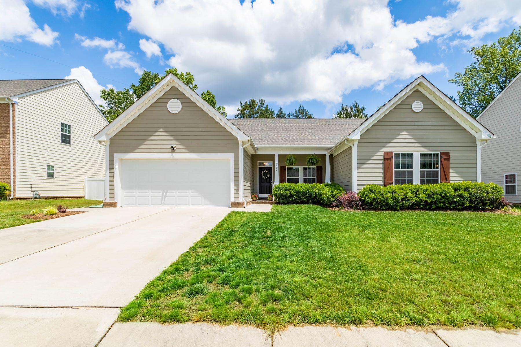Single Family Homes 為 出售 在 BREWERS MEADOW 2105 Brian's Lane, Suffolk, 弗吉尼亞州 23434 美國