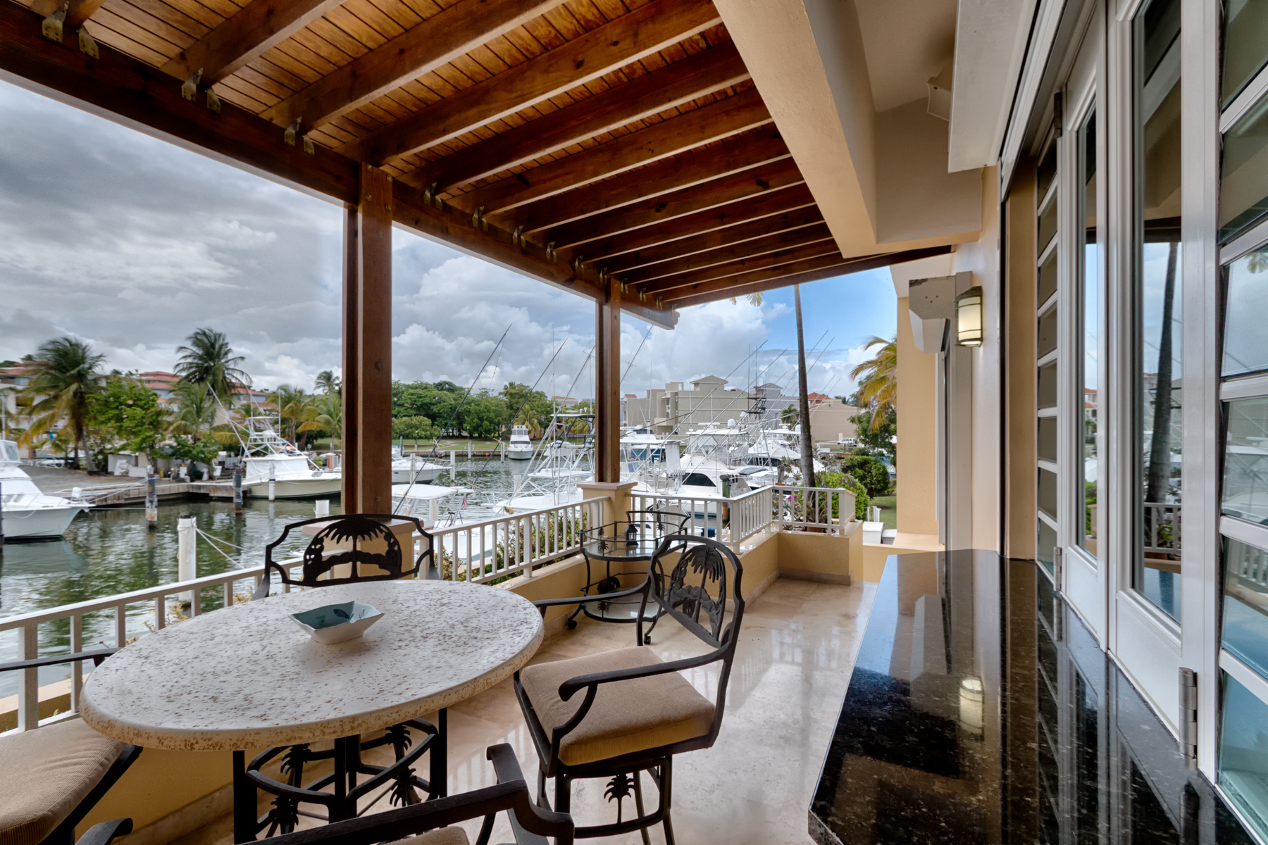 Additional photo for property listing at Contemporary Villa on the Water 13 Seascape Palmas Del Mar, Puerto Rico 00791 Puerto Rico