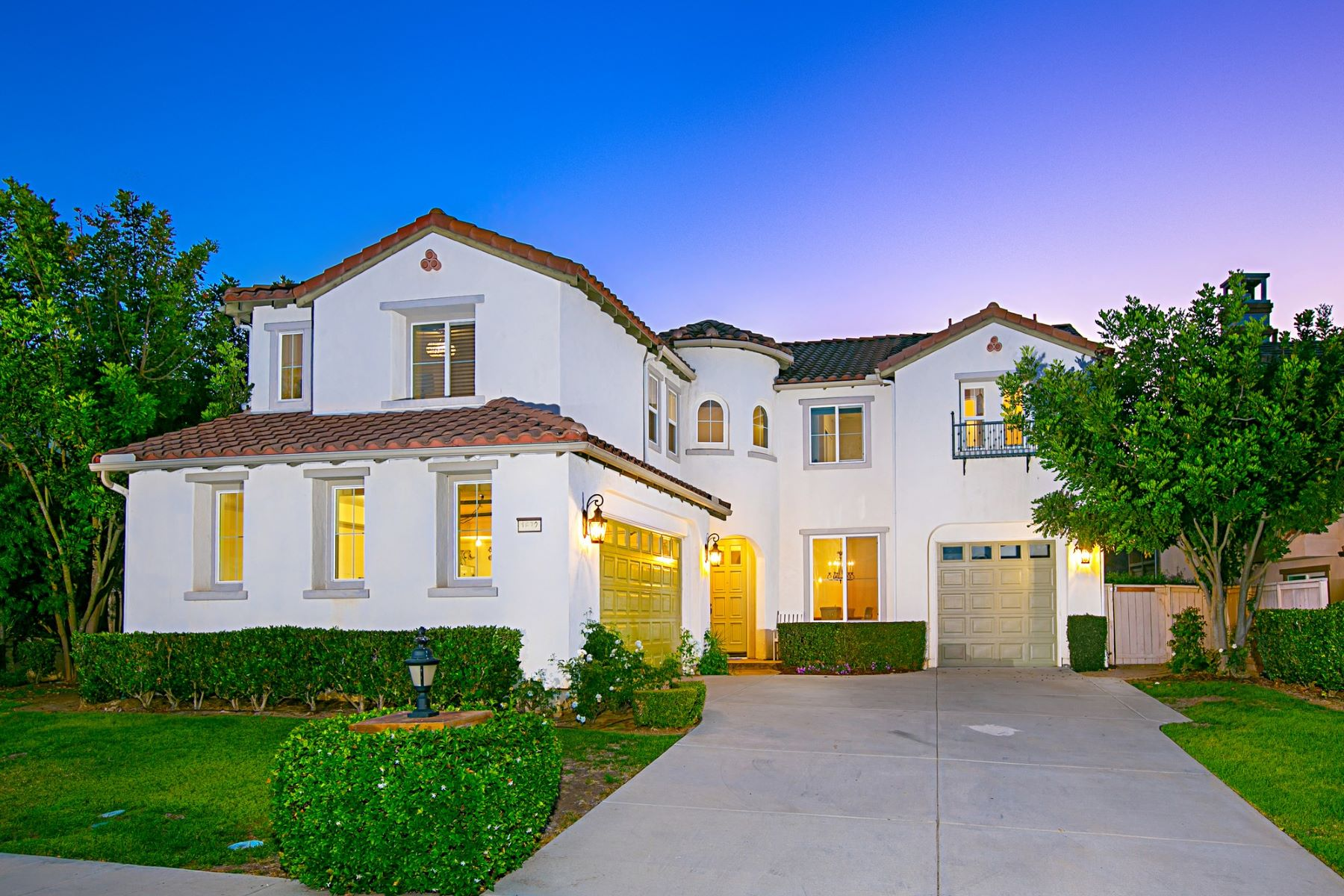 Single Family Home for Active at 1672 Trenton Way 1672 Trenton Way San Marcos, California 92078 United States
