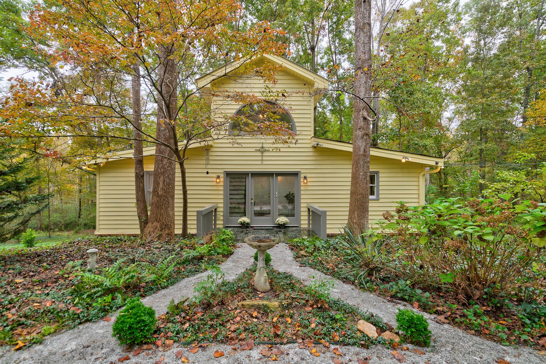 Single Family Home for Sale at 17+/- Acre Idyllic Setting Horse Farm 3255 Daniels Bridge Road SW Conyers, Georgia 30094 United States
