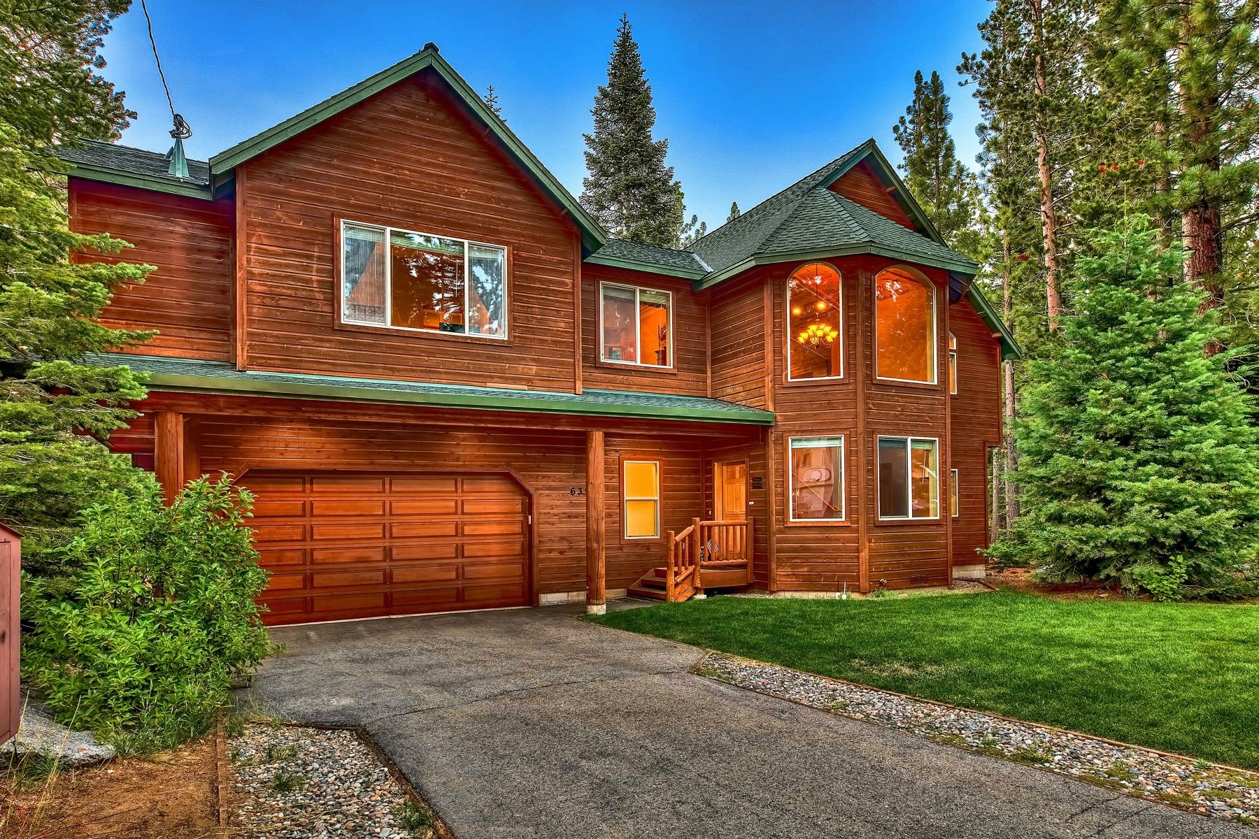 Property for Active at Turnkey Home 639 Tehama Drive South Lake Tahoe, California 96150 United States