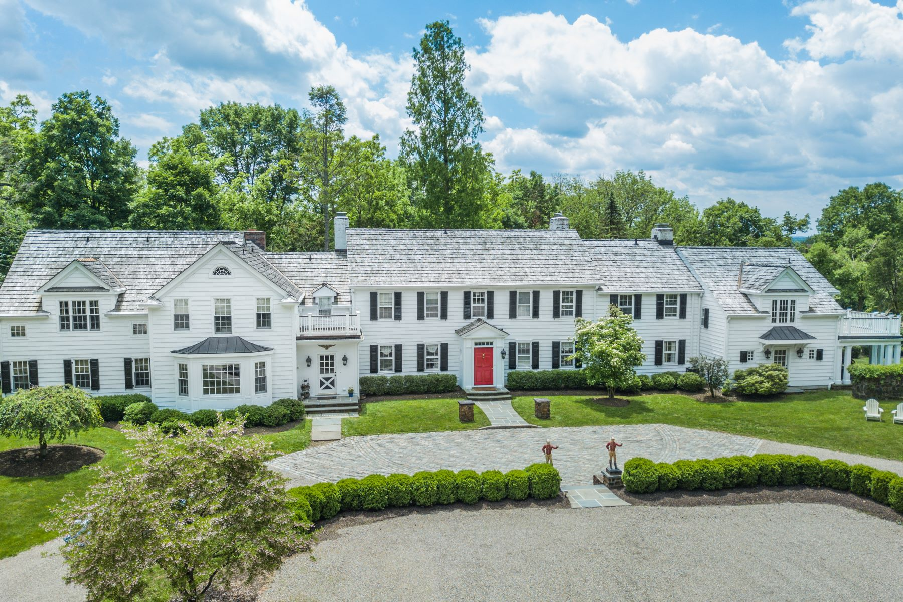 Single Family Home for Sale at Lee's Hill Farm 88 Lees Hill Road, Harding Township, New Jersey 07976 United States