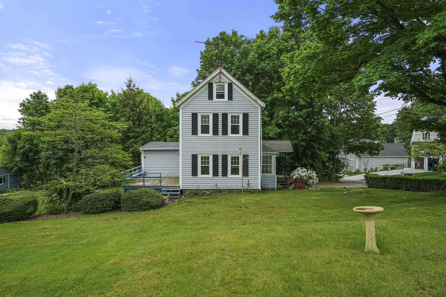 Single Family Homes 용 매매 에 35 Oak Street, Cohasset Cohasset, 매사추세츠 02025 미국