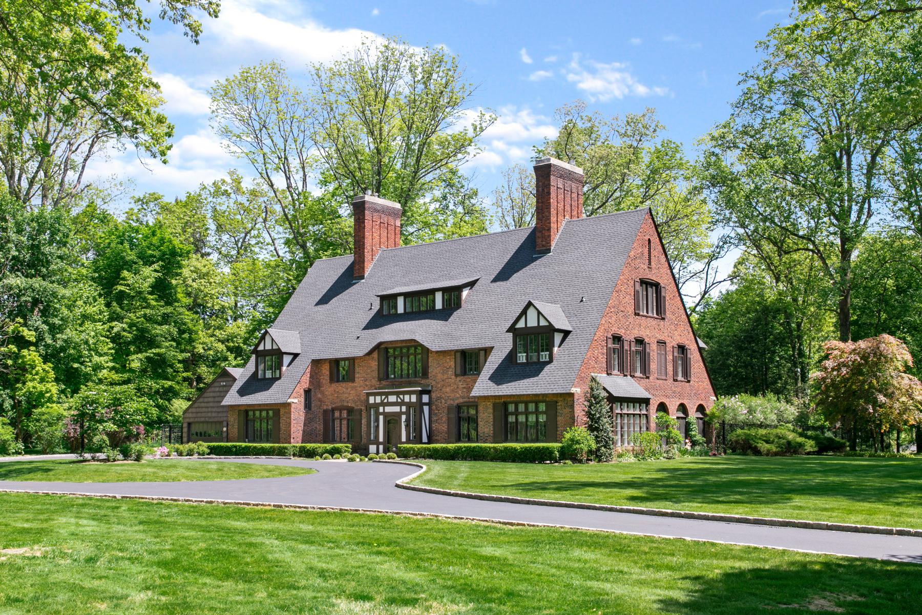 Single Family Homes 용 매매 에 Ridgewood Hill 15 Fox Hollow Road, Morris Township, 뉴저지 07960 미국