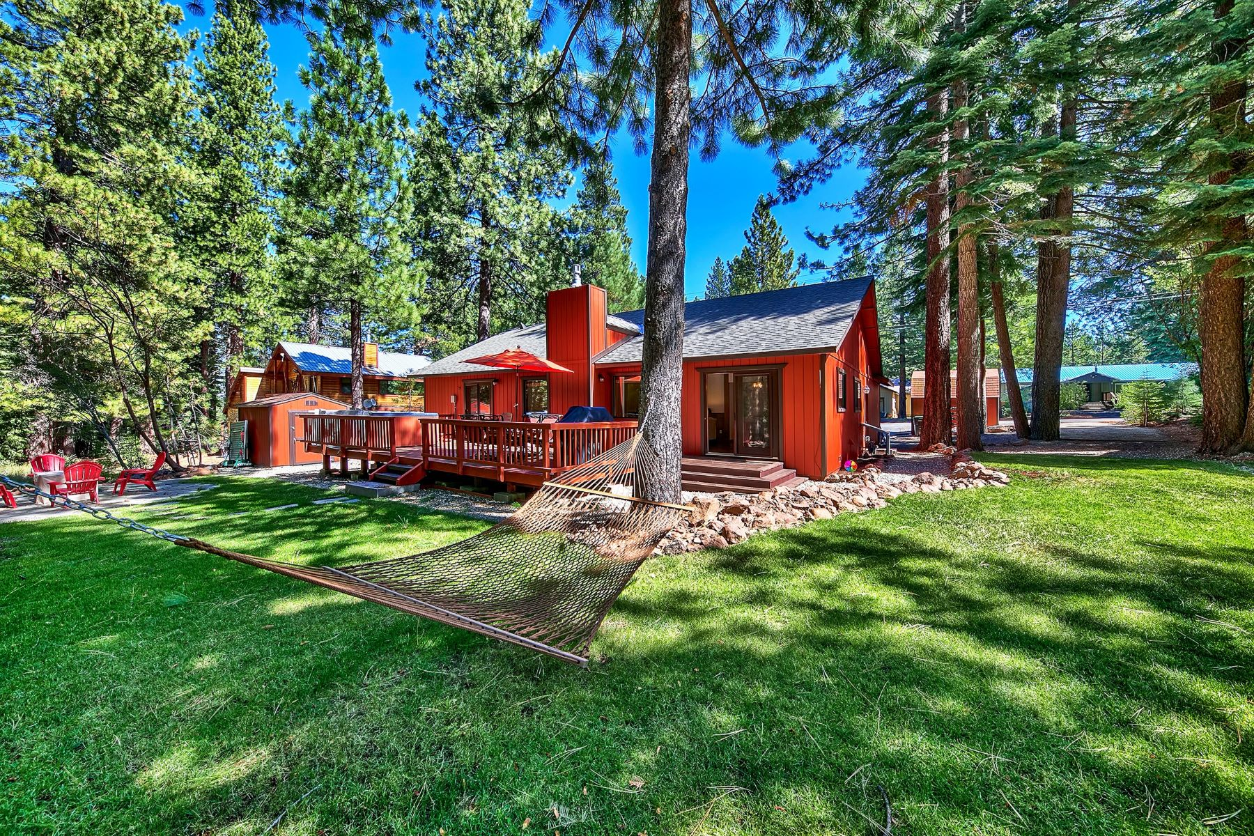 Single Family Homes for Active at 10476 Ponderosa Drive, Truckee, CA 96145 10476 Ponderosa Drive Truckee, California 96145 United States