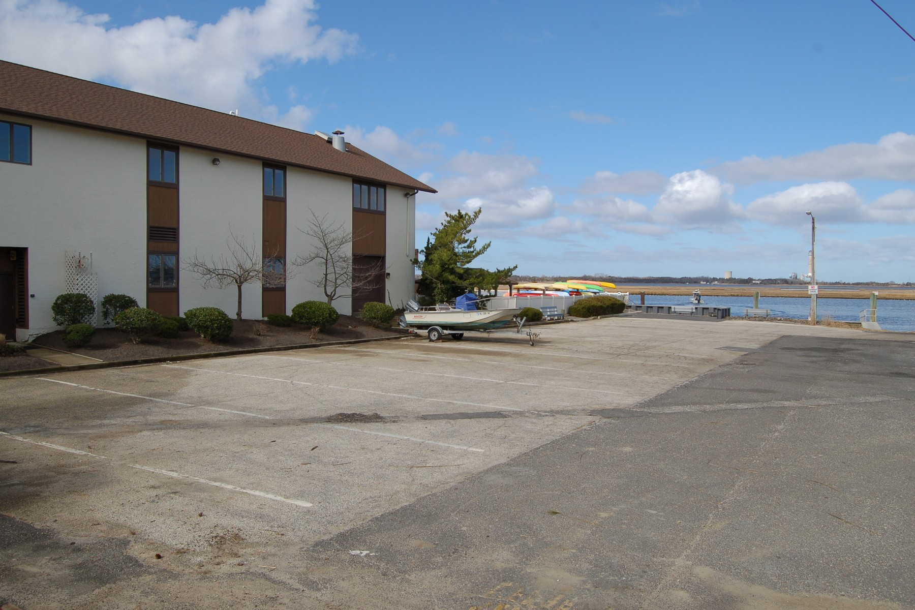 Commercial for Sale at Rare Bayfront Commercial Building 50 Tennessee Avenue Ocean City, New Jersey 08226 United States