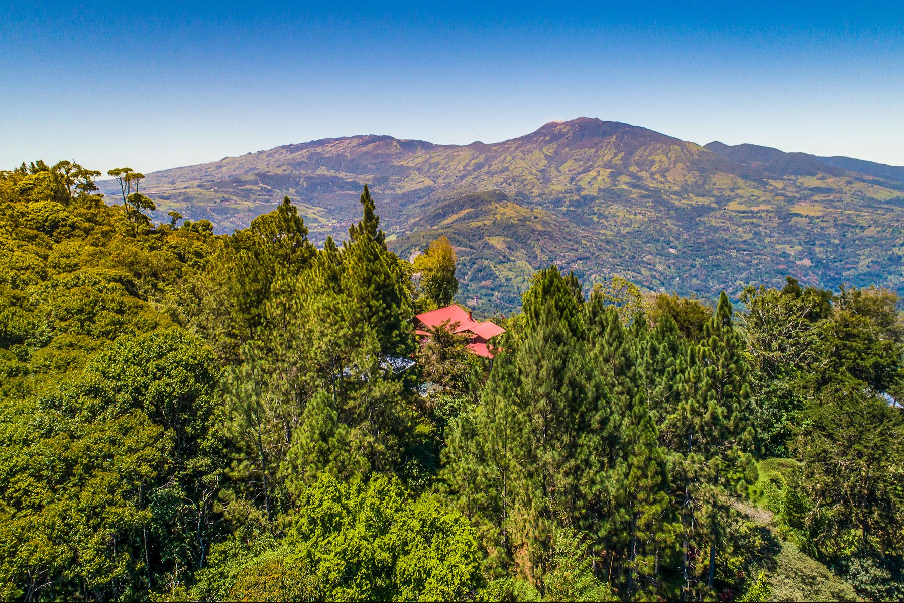 농장 / 목장 / 농장 용 매매 에 Sonidos del Silencio, Turrialba Turrialba, 카르타고 코스타리카