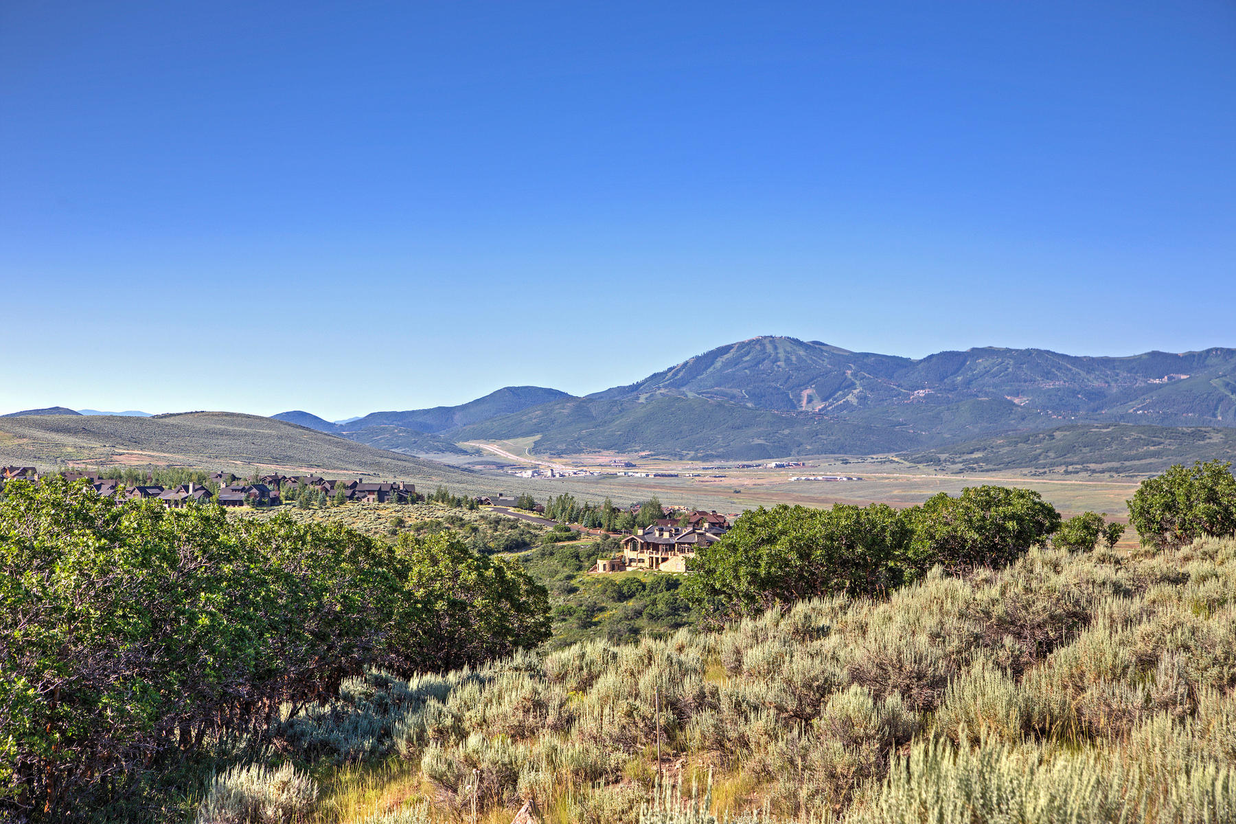 Terreno por un Venta en Promontory Ski and Golf Views 8710 N Promontory Ridge Dr Lot #2-10 Park City, Utah, 84098 Estados Unidos