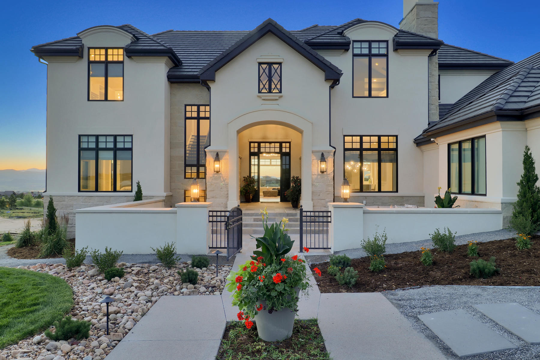 "Single Family Home for Active at Masterful design meets timeless finish and ""voila"" you have this exquisite home 10969 Skydance Dr Highlands Ranch, Colorado 80126 United States"